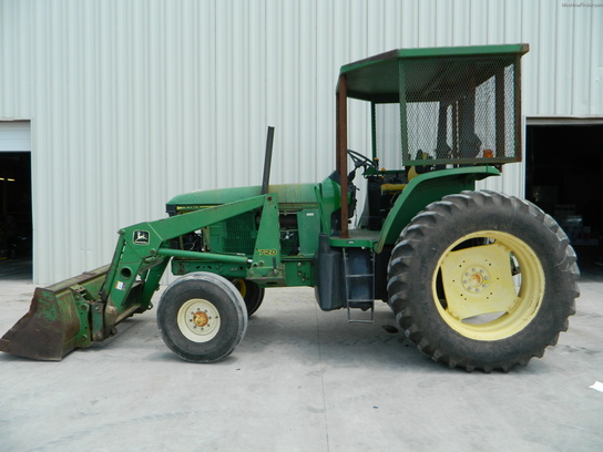 1998 John Deere 6605 Tractors - Utility (40-100hp) - John ...