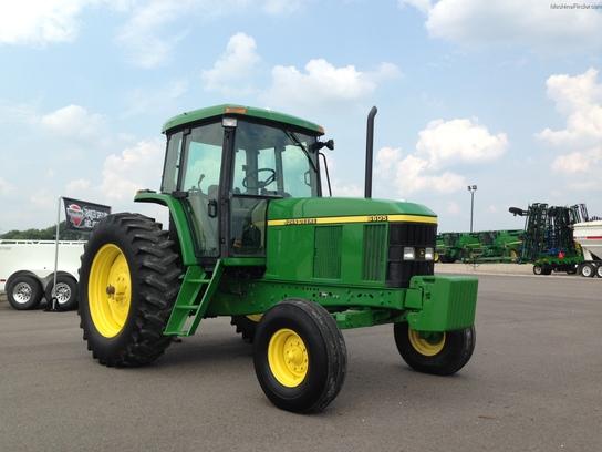 2001 John Deere 6605 Tractors - Utility (40-100hp) - John ...