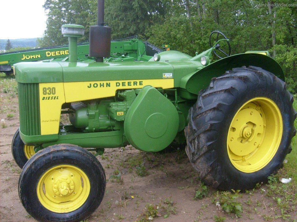1960 John Deere 830 Tractors - Utility (40-100hp) - John ...