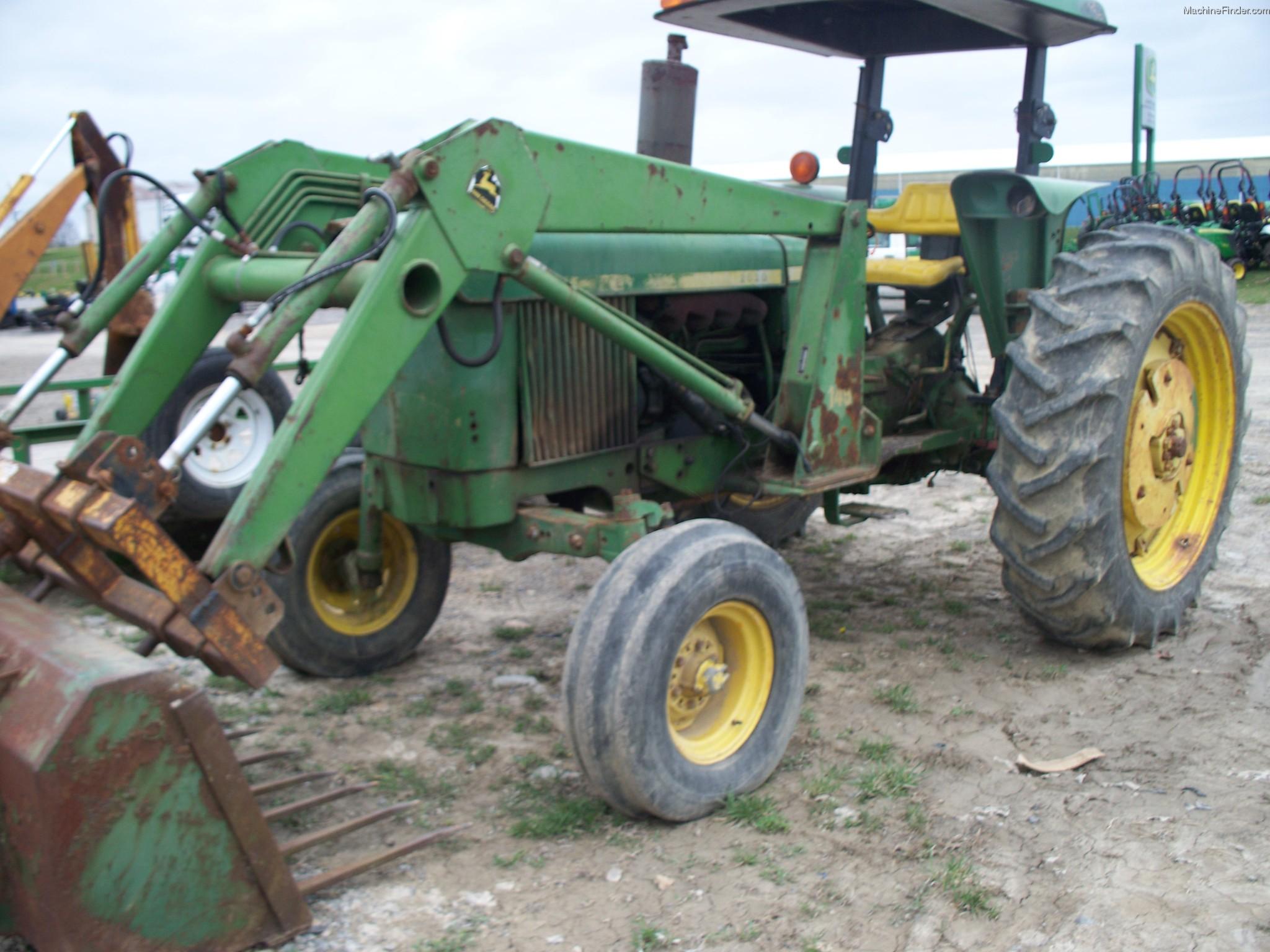 1974 John Deere 2030 Tractors - Utility (40-100hp) - John ...