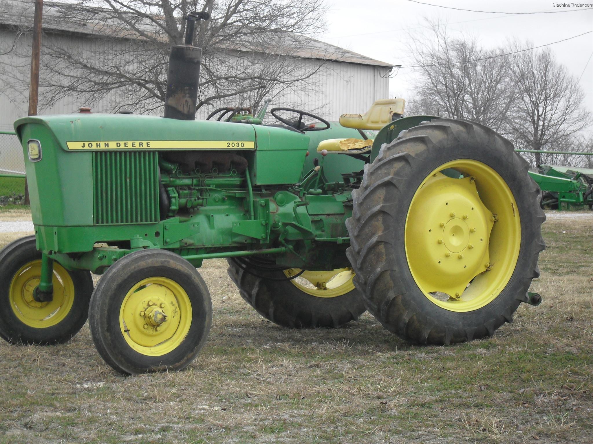 1971 John Deere 2030 Tractors - Utility (40-100hp) - John ...