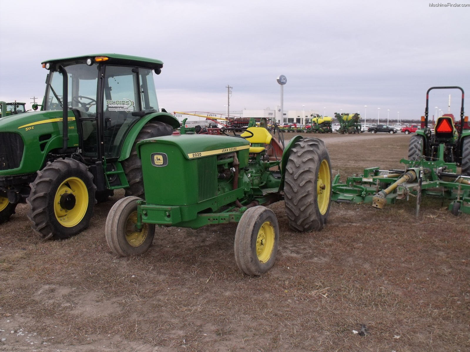 1975 John Deere 2030 Tractors - Utility (40-100hp) - John ...
