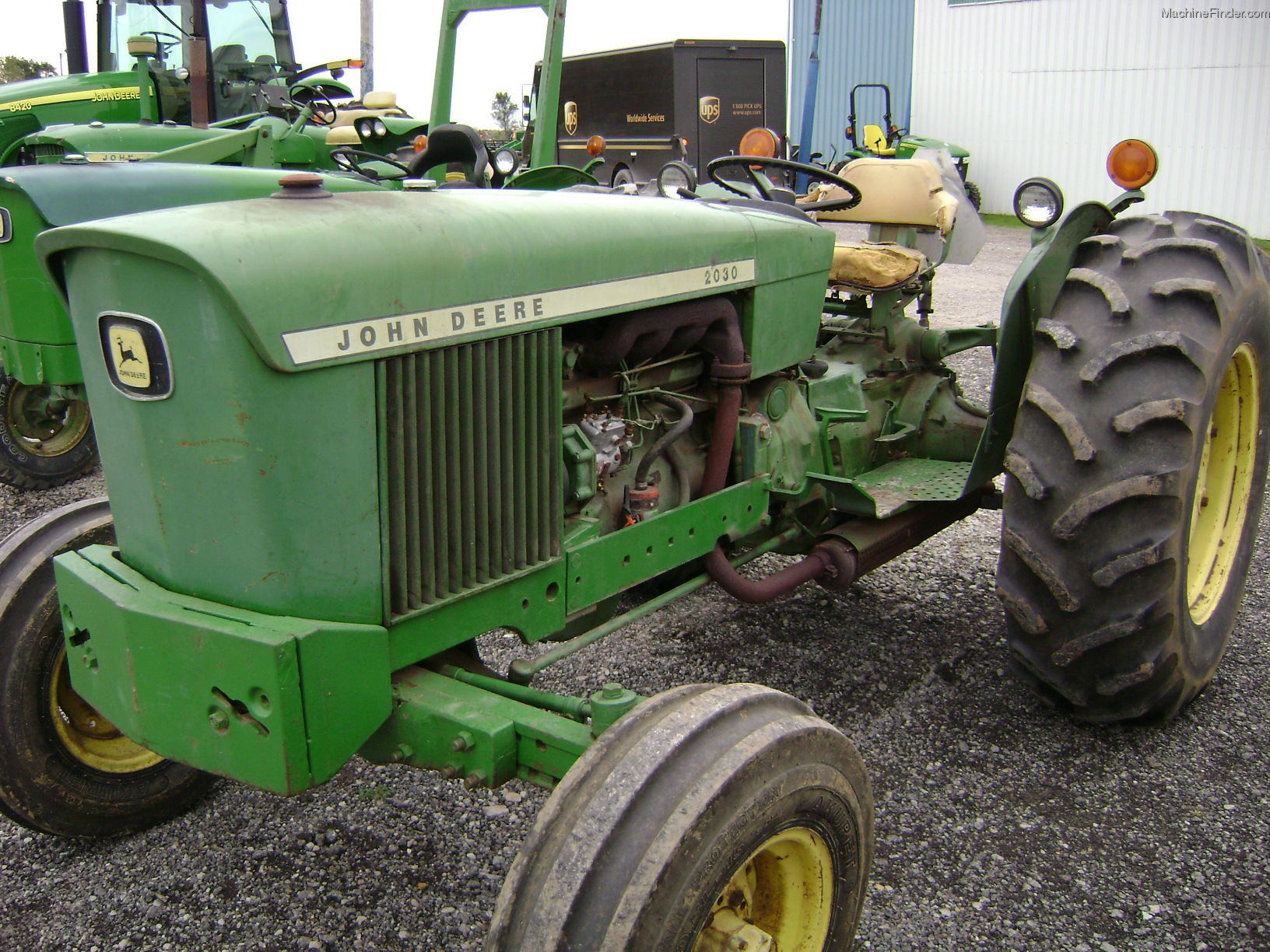 1973 John Deere 2030 Tractors - Utility (40-100hp) - John ...