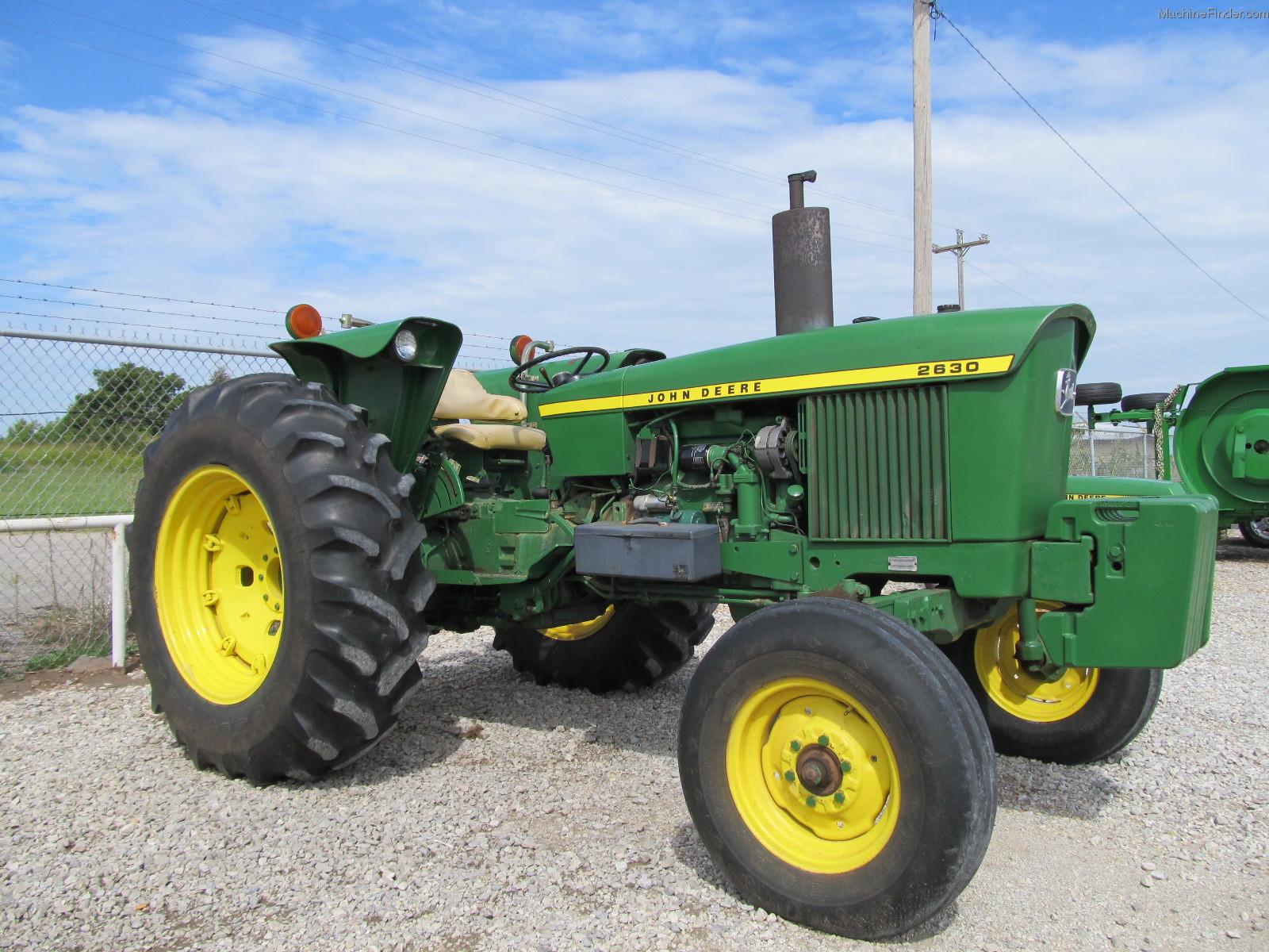 John Deere 2630 Tractors - Utility (40-100hp) - John Deere ...