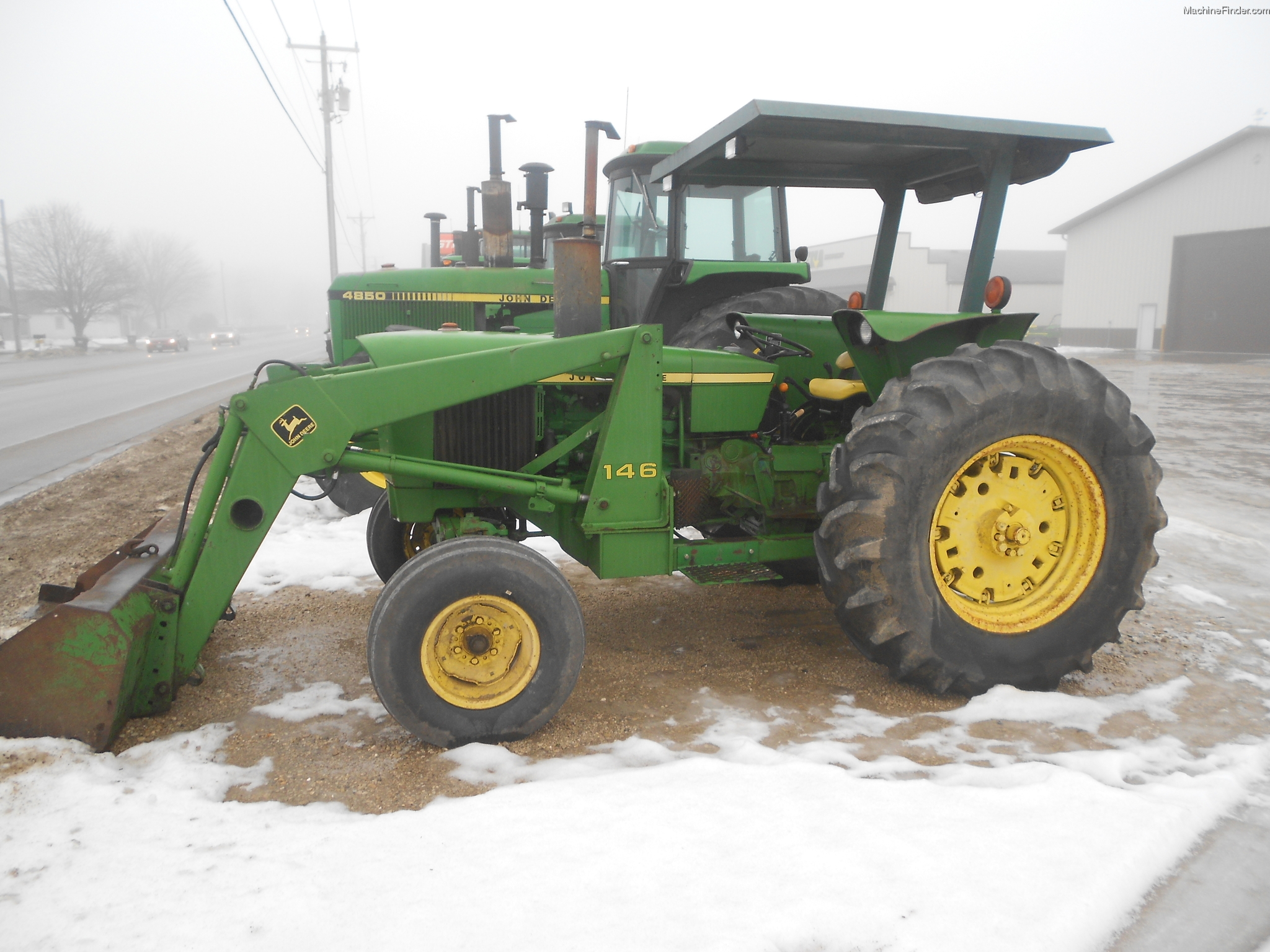 1975 John Deere 2630 Tractors - Utility (40-100hp) - John ...
