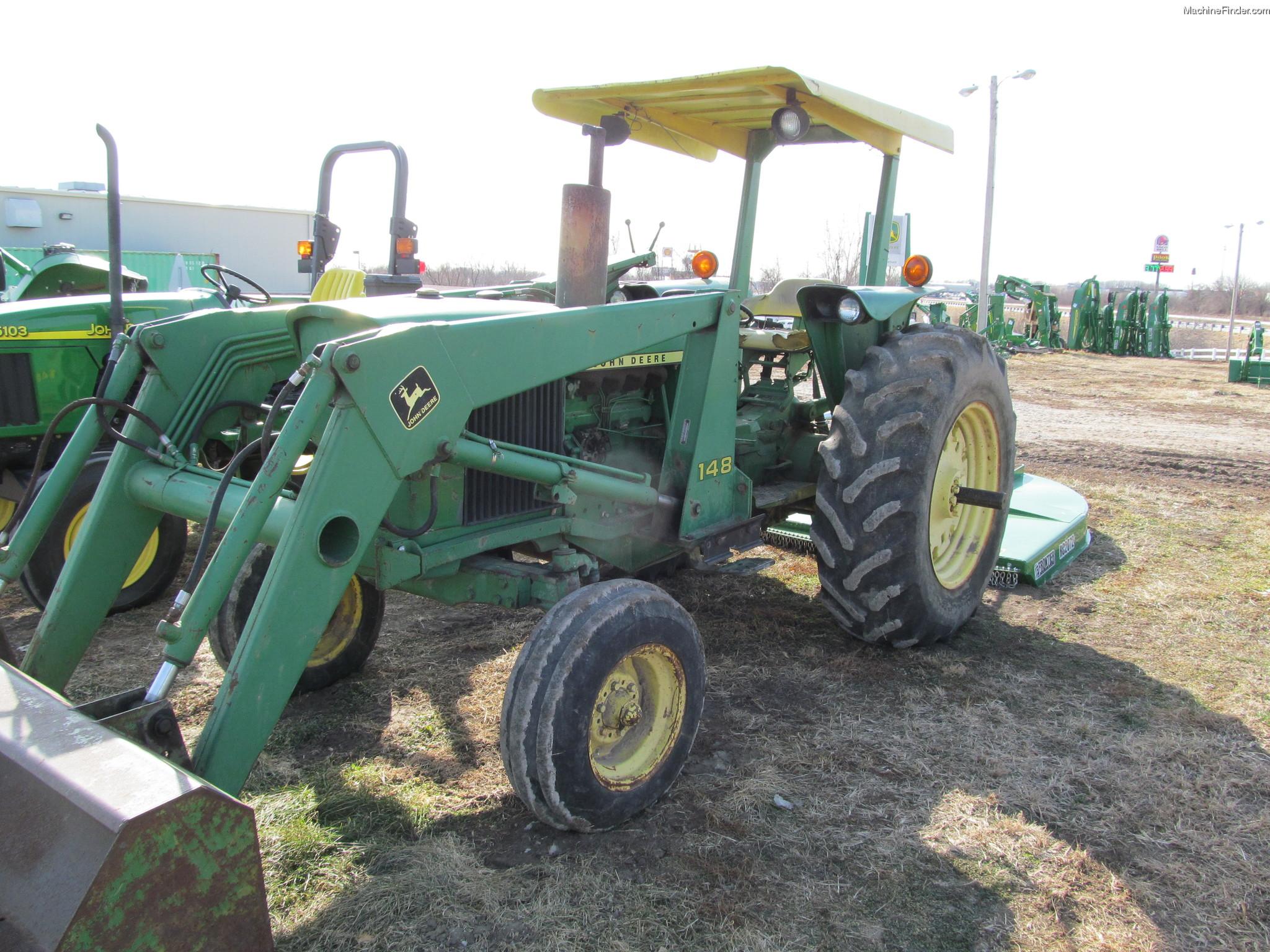 1974 John Deere 2630 Tractors - Utility (40-100hp) - John ...