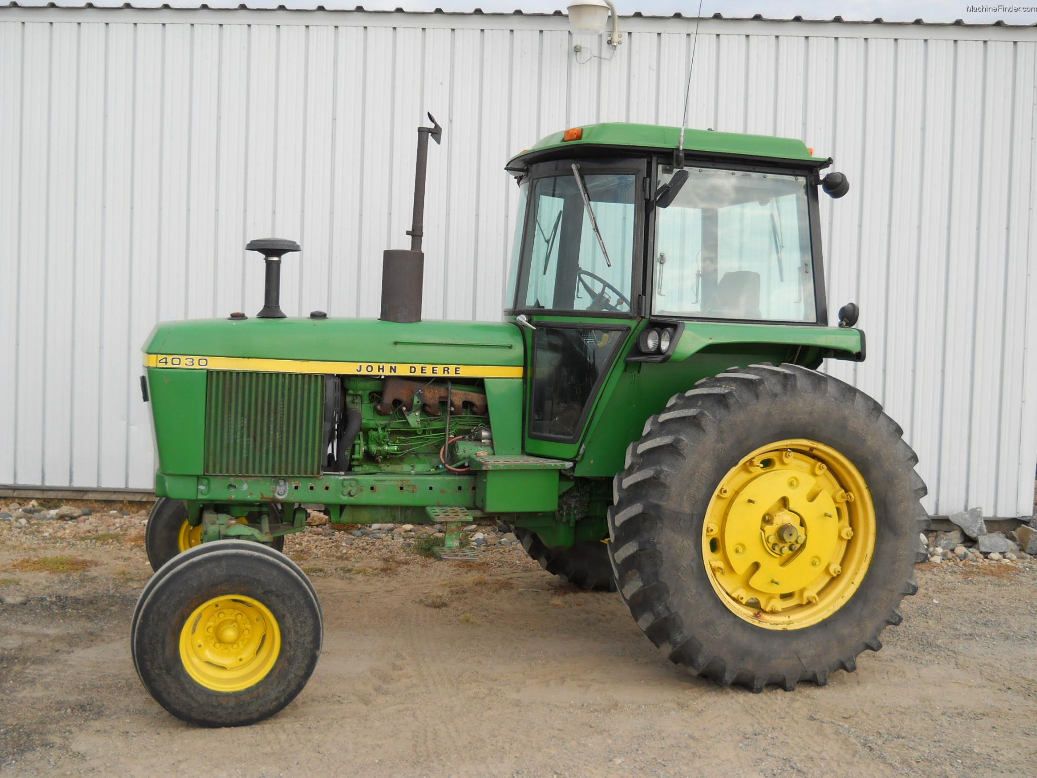John Deere 4030 Tractors - Row Crop (+100hp) - John Deere ...