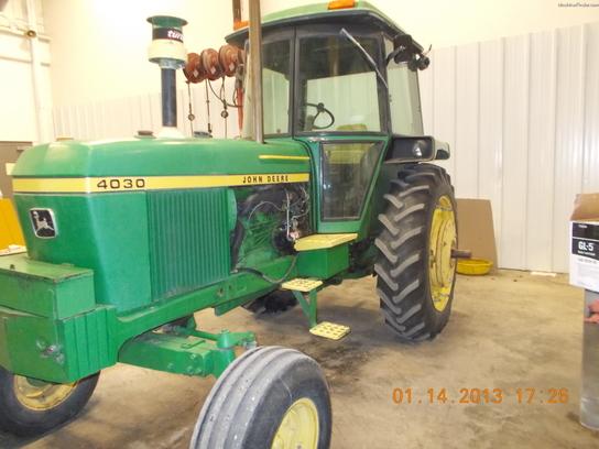 John Deere 4030 Tractors - Utility (40-100hp) - John Deere ...