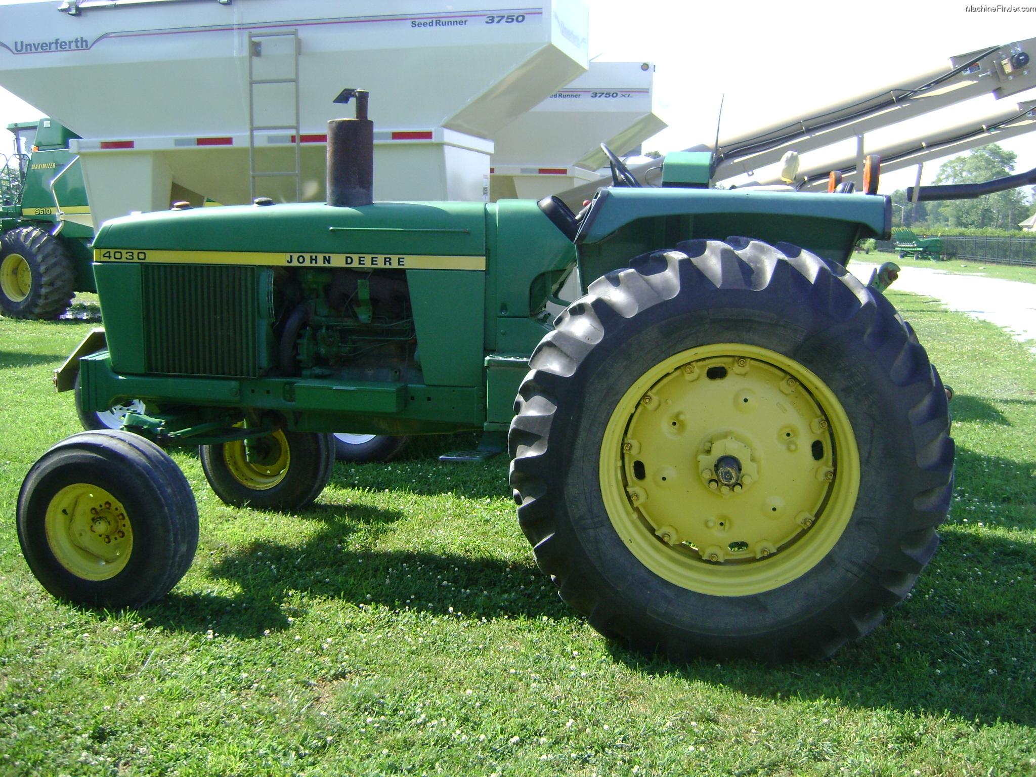 1974 John Deere 4030 Tractors - Row Crop (+100hp) - John ...