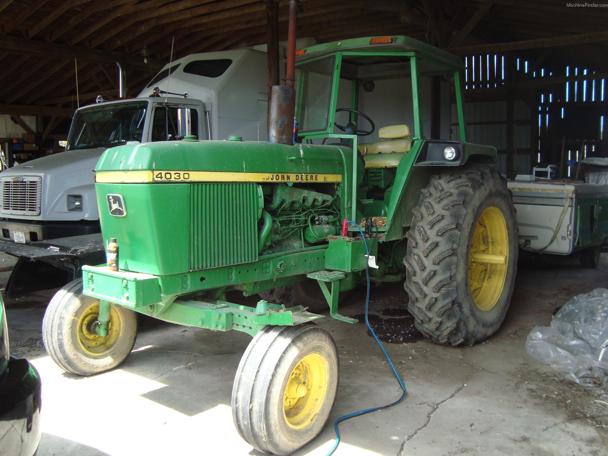 1973 John Deere 4030 Tractors - Utility (40-100hp) - John ...