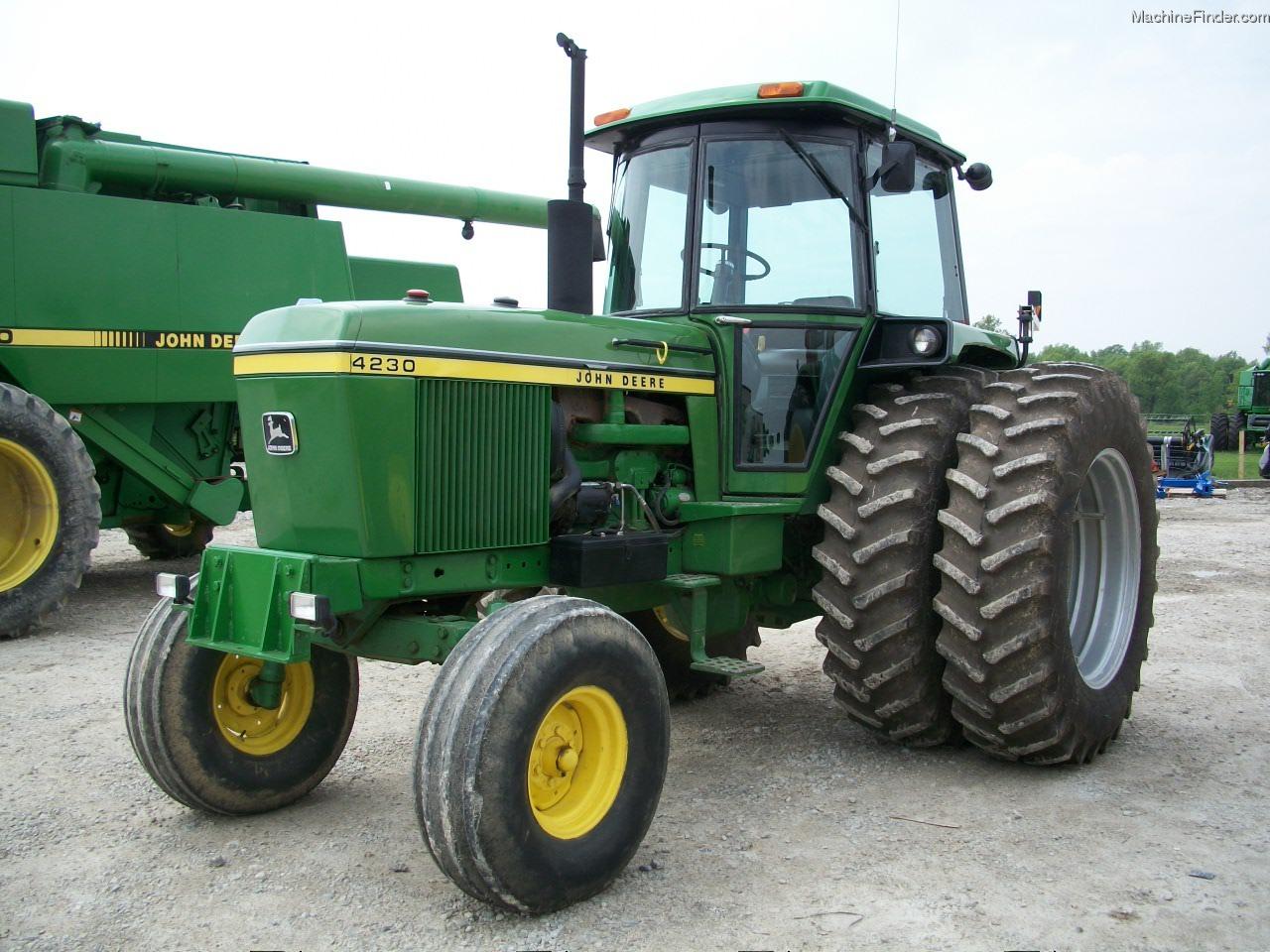 1974 John Deere 4230 Tractors - Row Crop (+100hp) - John ...