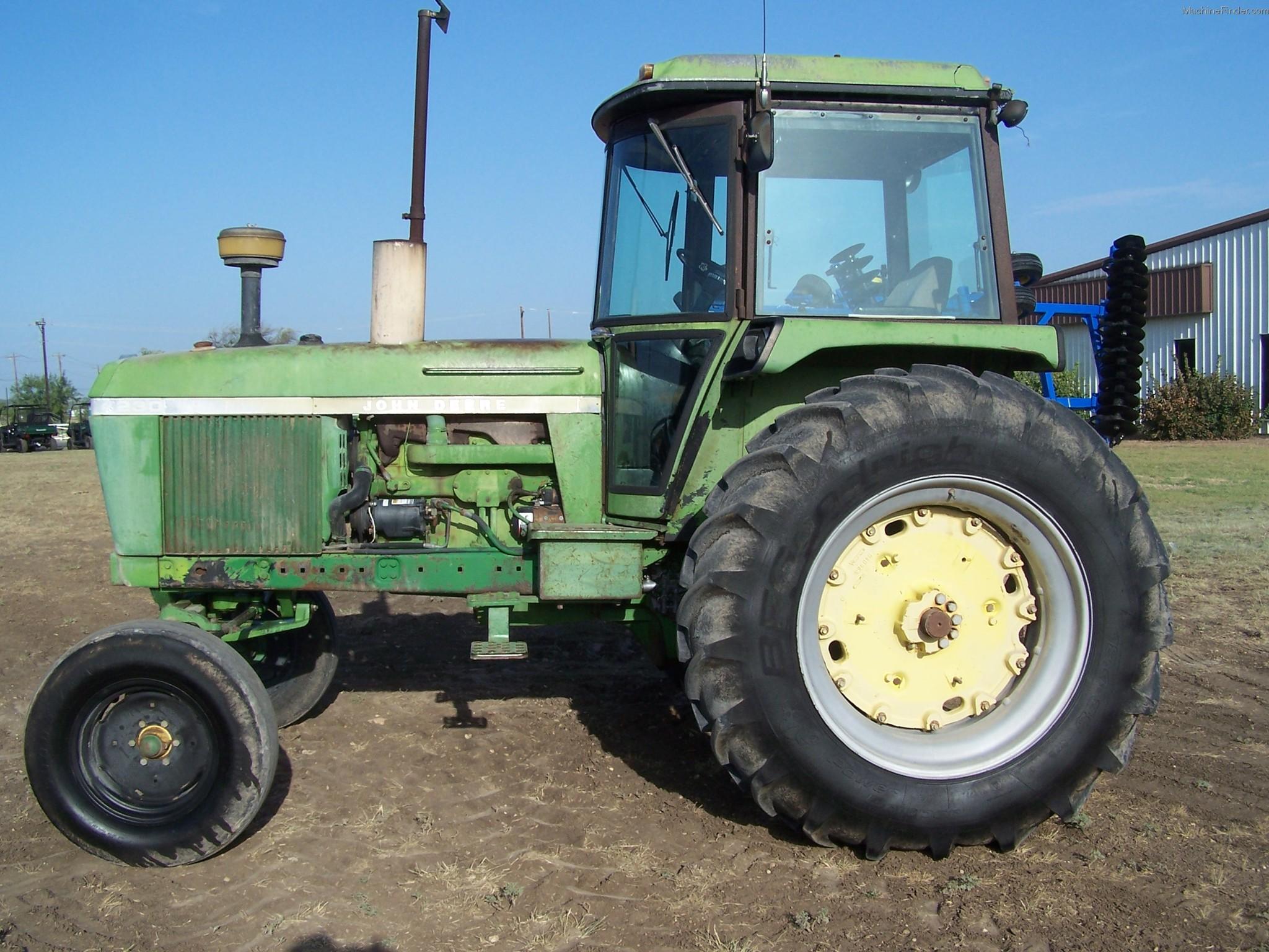 1975 John Deere 4230 Tractors - Row Crop (+100hp) - John ...