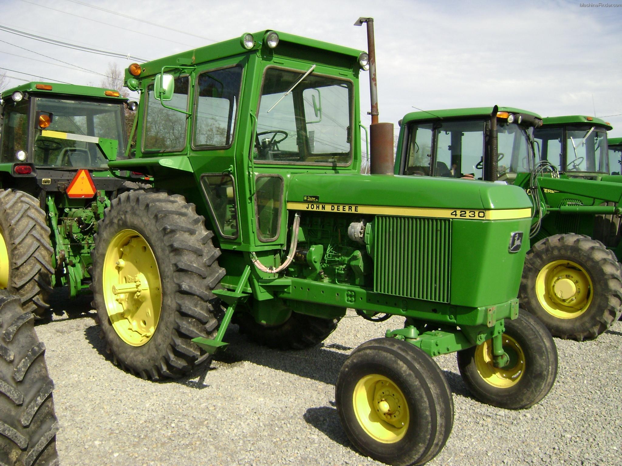 1973 John Deere 4230 Tractors - Row Crop (+100hp) - John ...