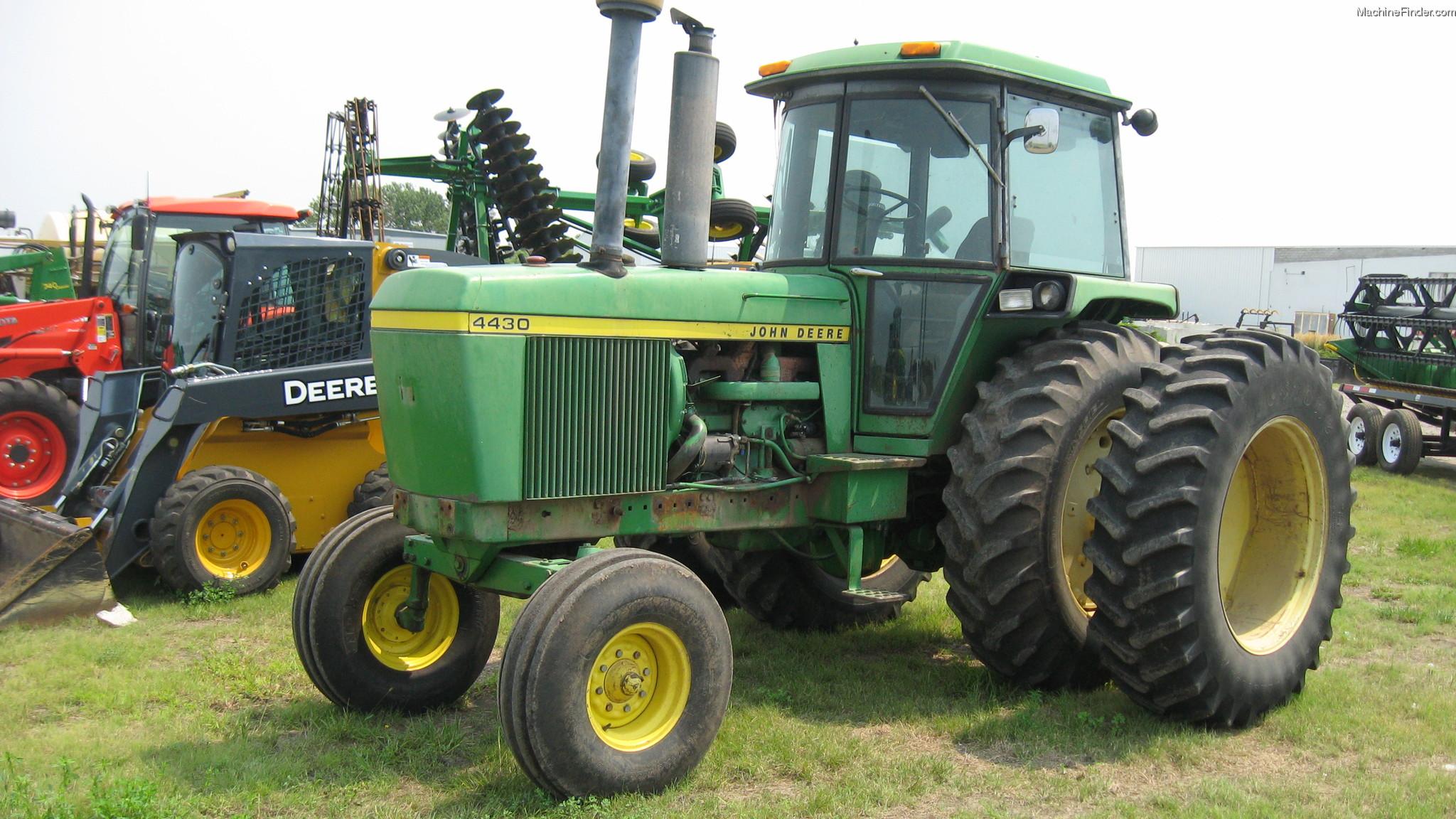 1974 John Deere 4430 Tractors - Row Crop (+100hp) - John ...