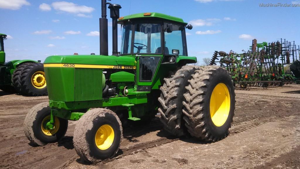1976 John Deere 4630 Tractors - Row Crop (+100hp) - John ...