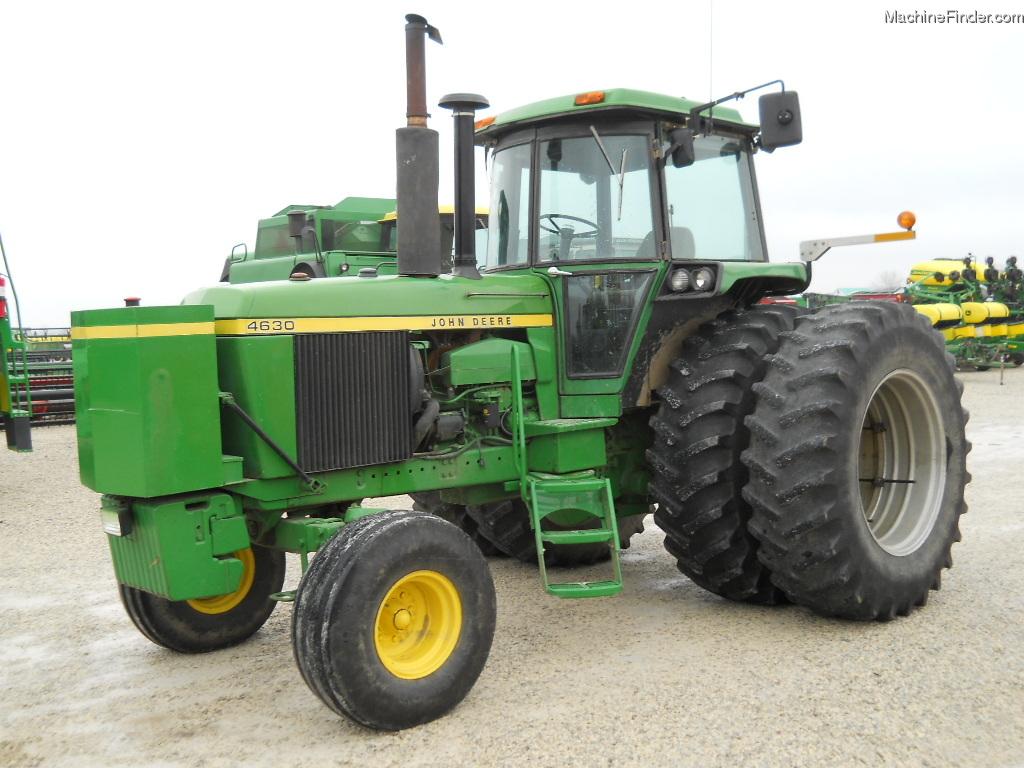 1977 John Deere 4630 Tractors - Row Crop (+100hp) - John ...