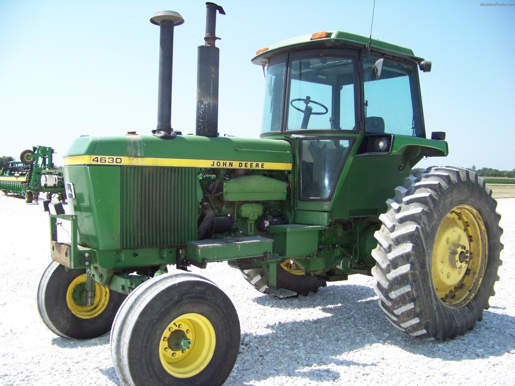 1973 John Deere 4630 Tractors - Row Crop (+100hp) - John ...