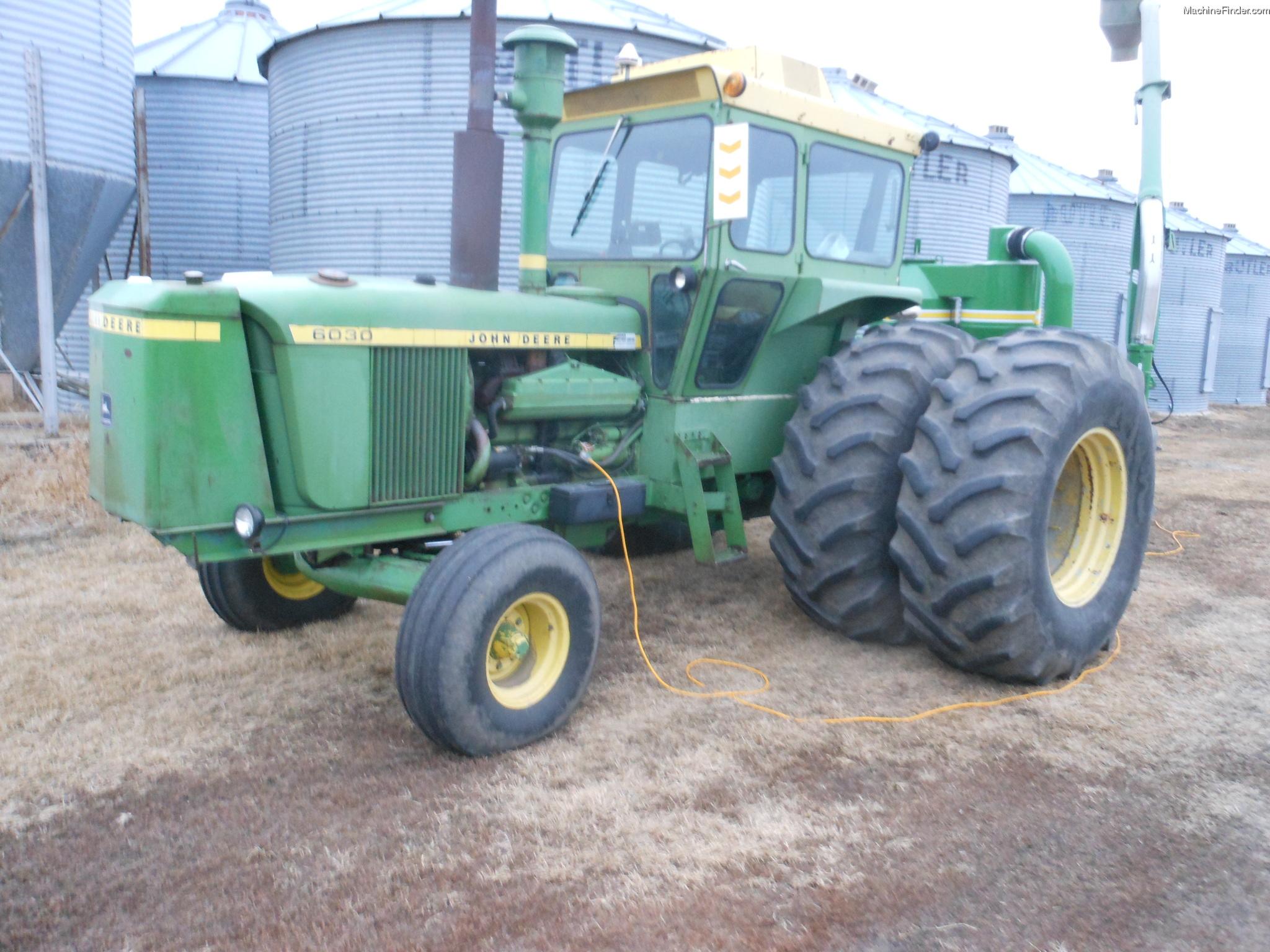 1973 John Deere 6030 Tractors - Row Crop (+100hp) - John ...