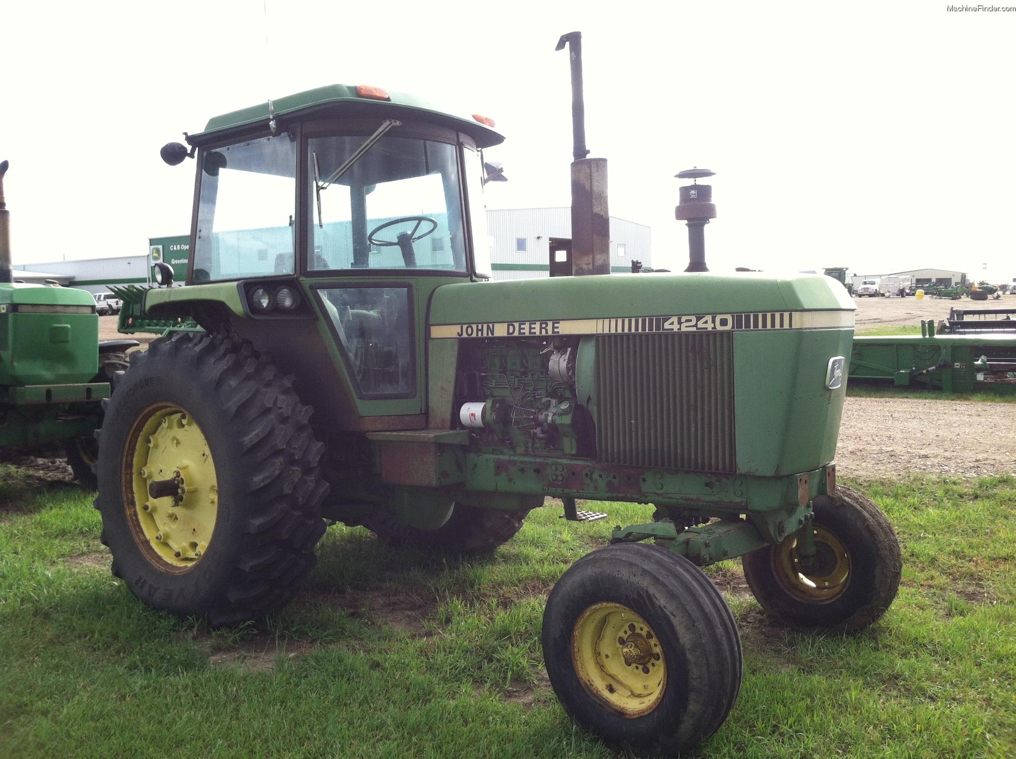 1983 John Deere 4240 Tractors - Row Crop (+100hp) - John ...