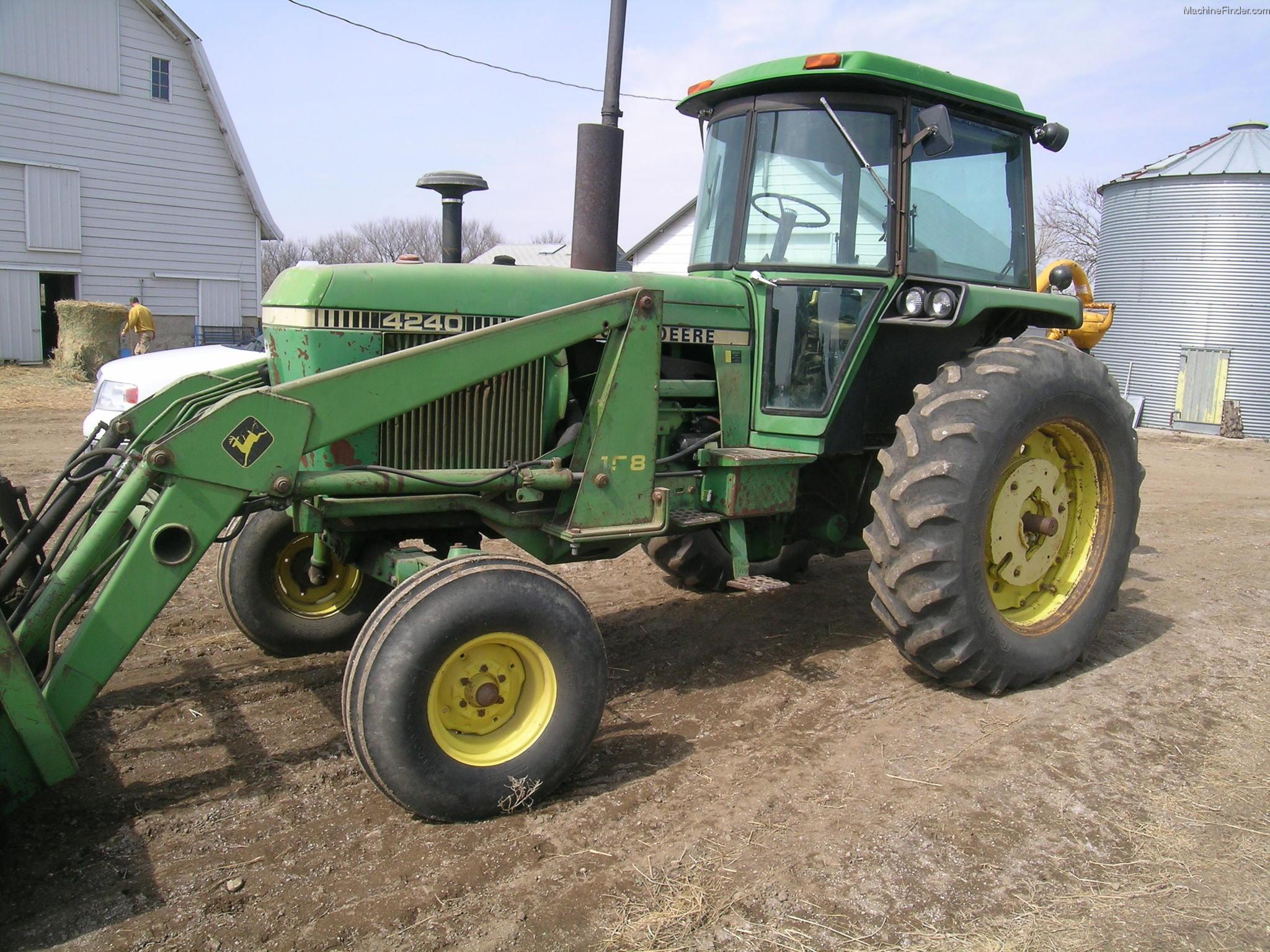 1979 John Deere 4240 Tractors - Row Crop (+100hp) - John ...