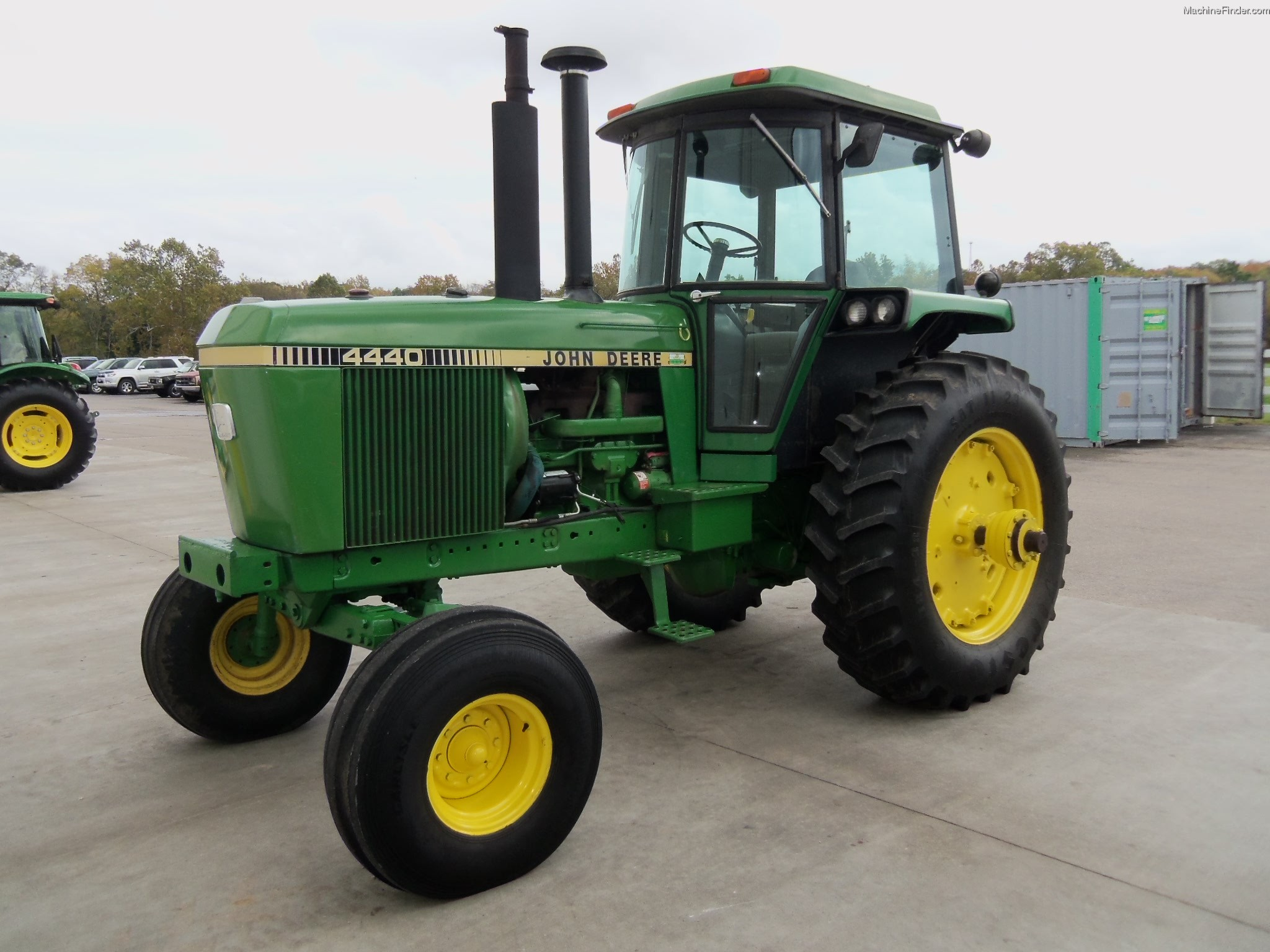 1981 John Deere 4440 Tractors - Row Crop (+100hp) - John ...