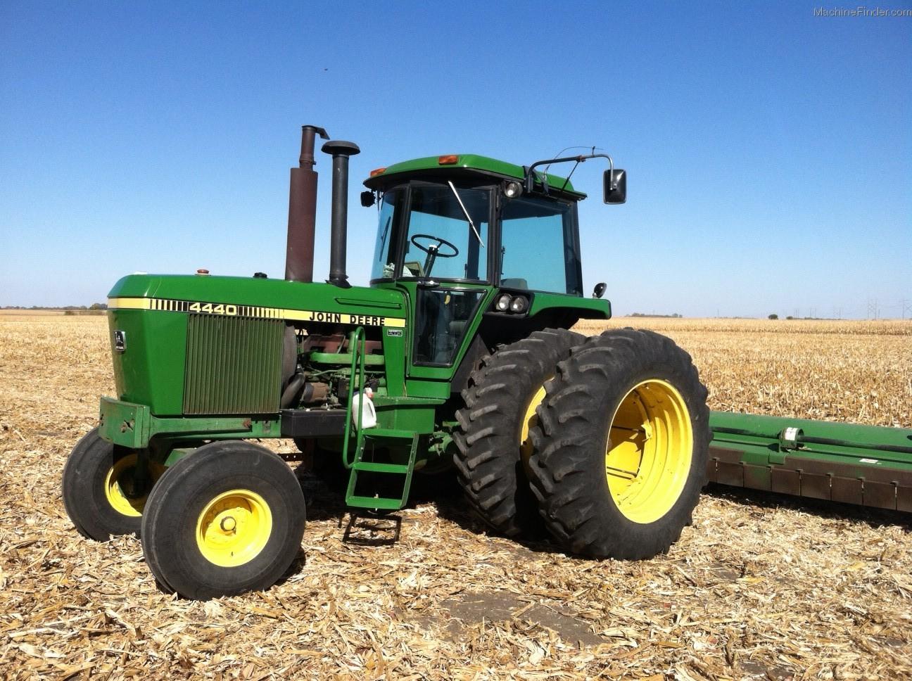 1982 John Deere 4440 Tractors - Row Crop (+100hp) - John ...