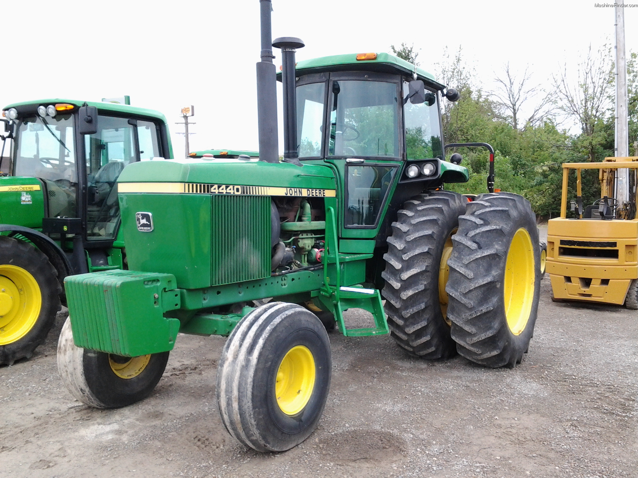 John Deere 4440 Tractors - Row Crop (+100hp) - John Deere ...