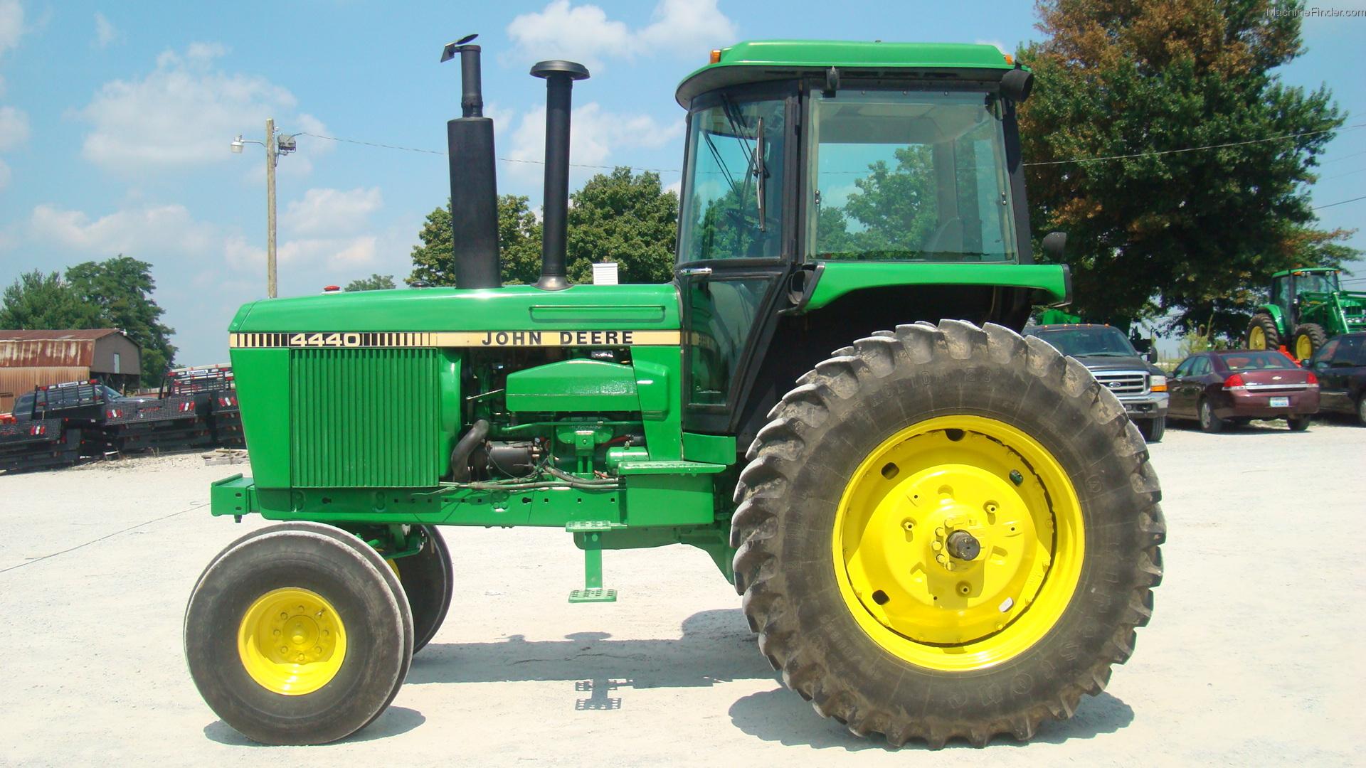 1980 John Deere 4440 Tractors - Row Crop (+100hp) - John ...
