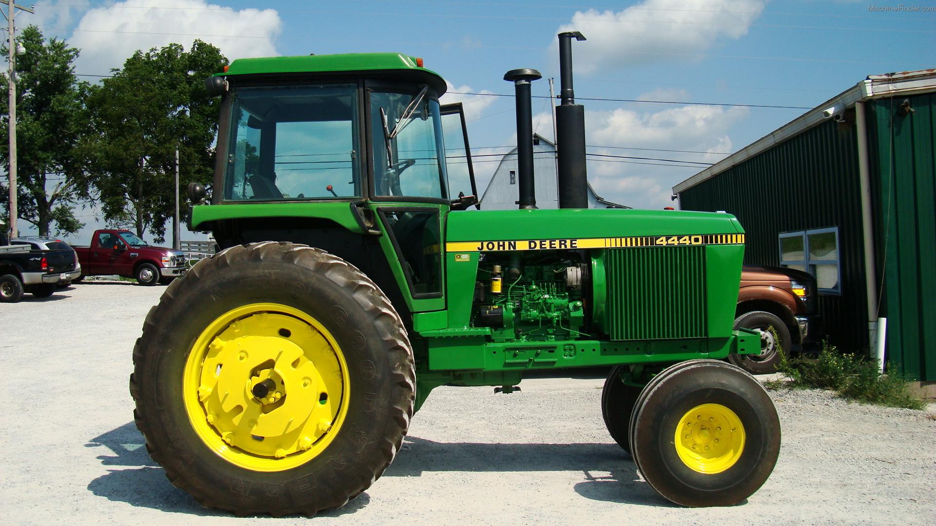 1979 John Deere 4440 Tractors - Row Crop (+100hp) - John ...