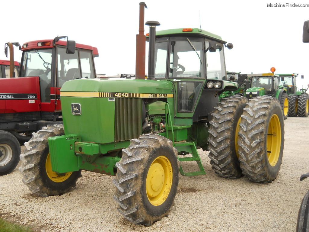 1979 John Deere 4640 Tractors - Row Crop (+100hp) - John ...
