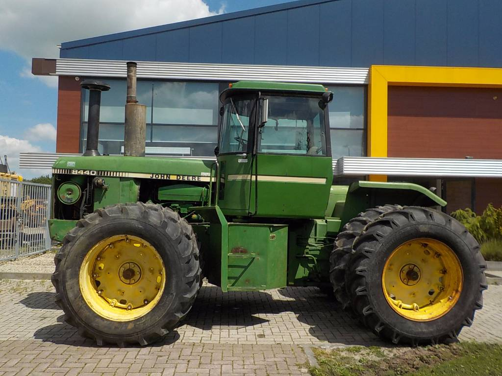 Used John Deere 8440 tractors Year: 1980 Price: $28,177 ...