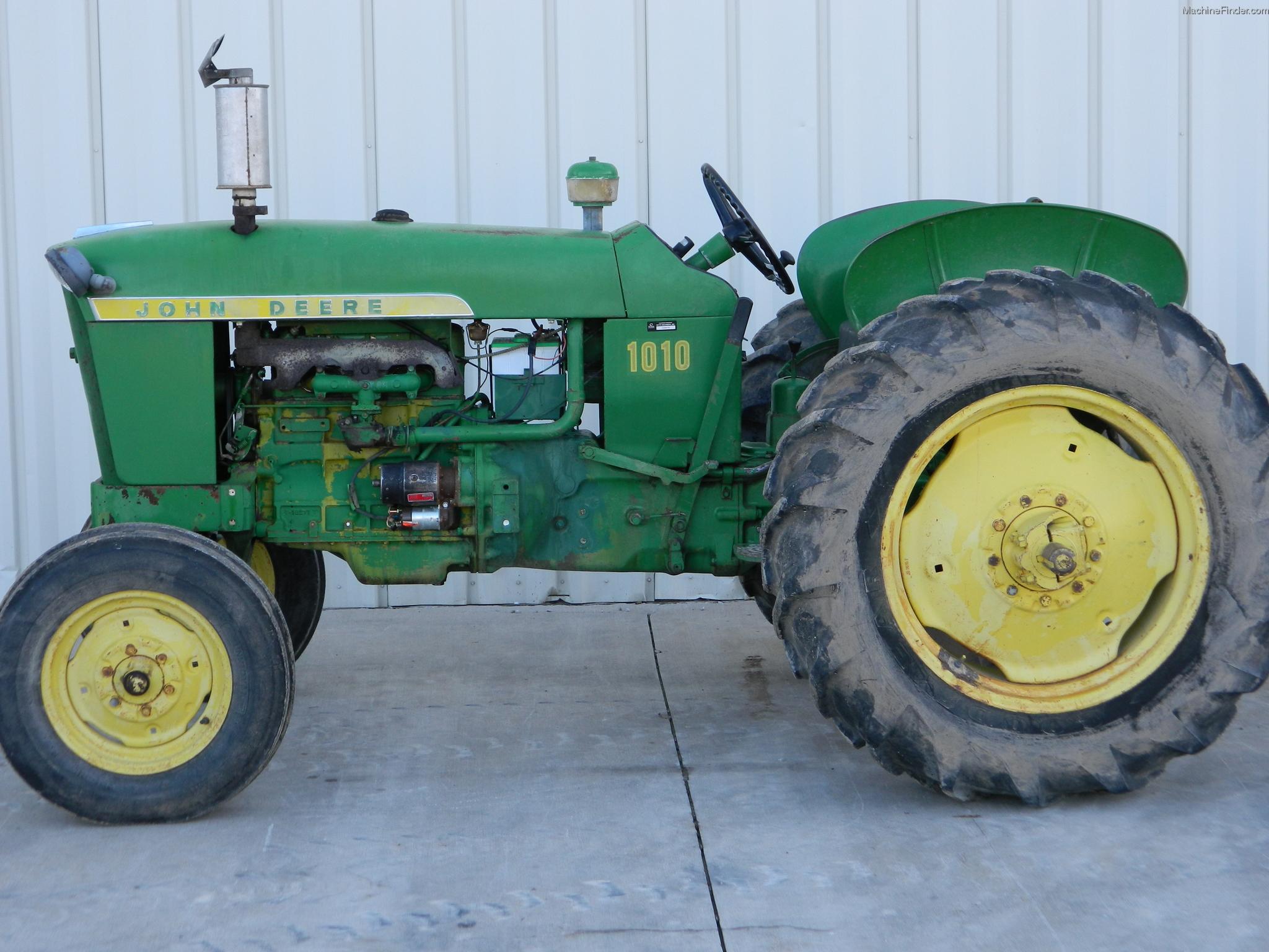 1963 John Deere 1010 Tractors - Utility (40-100hp) - John ...
