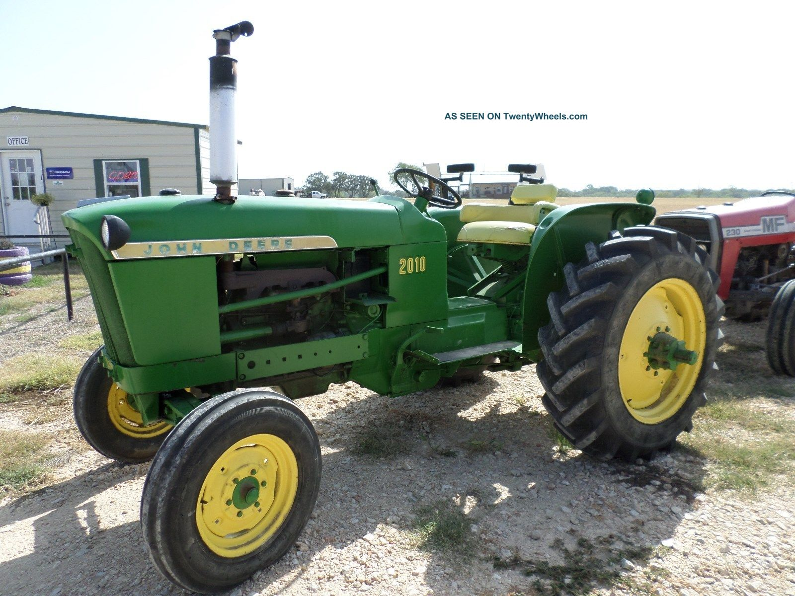 2010 John Deere Tractor