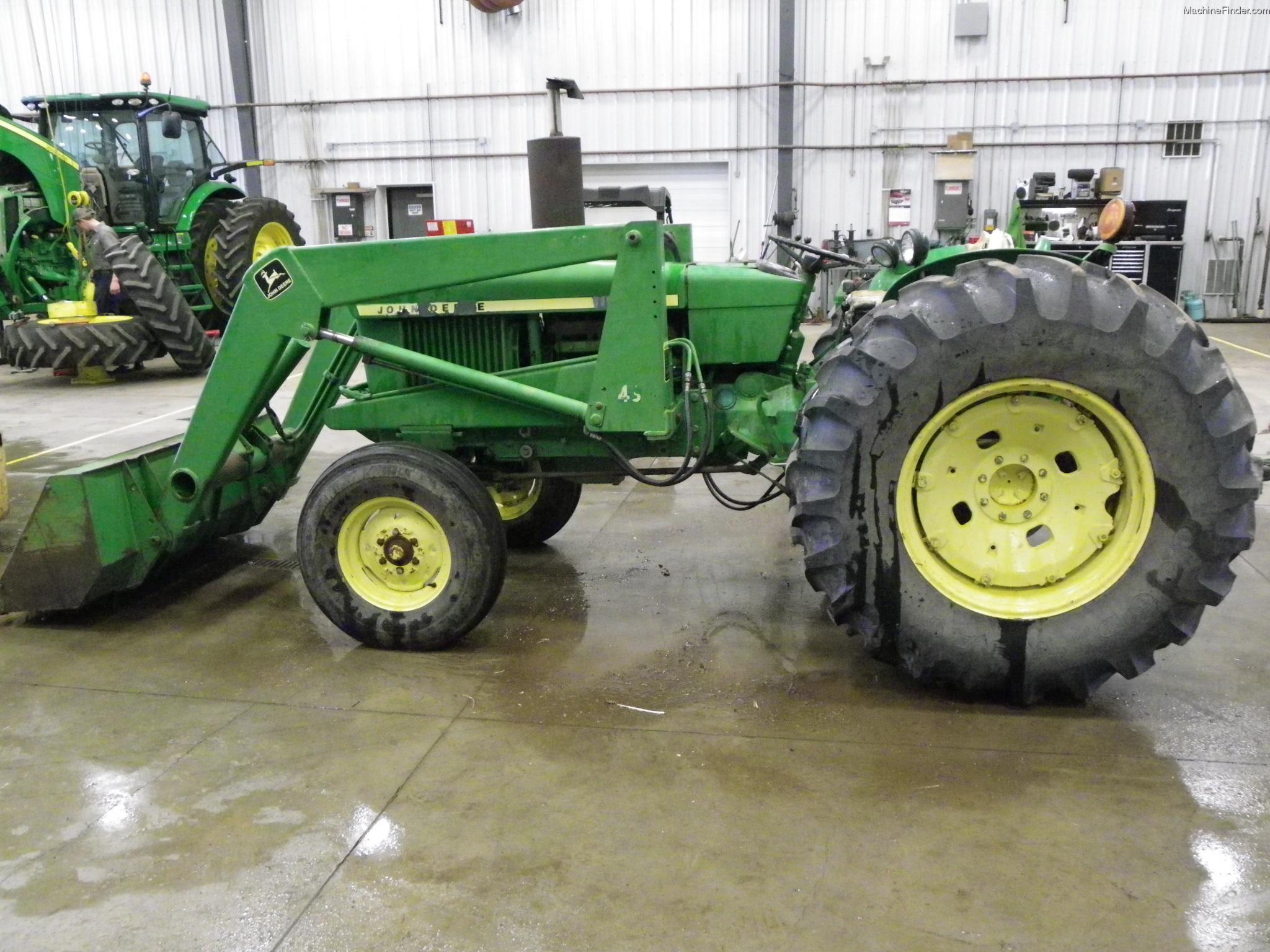 John Deere 2020 Tractors - Compact (1-40hp.) - John Deere ...