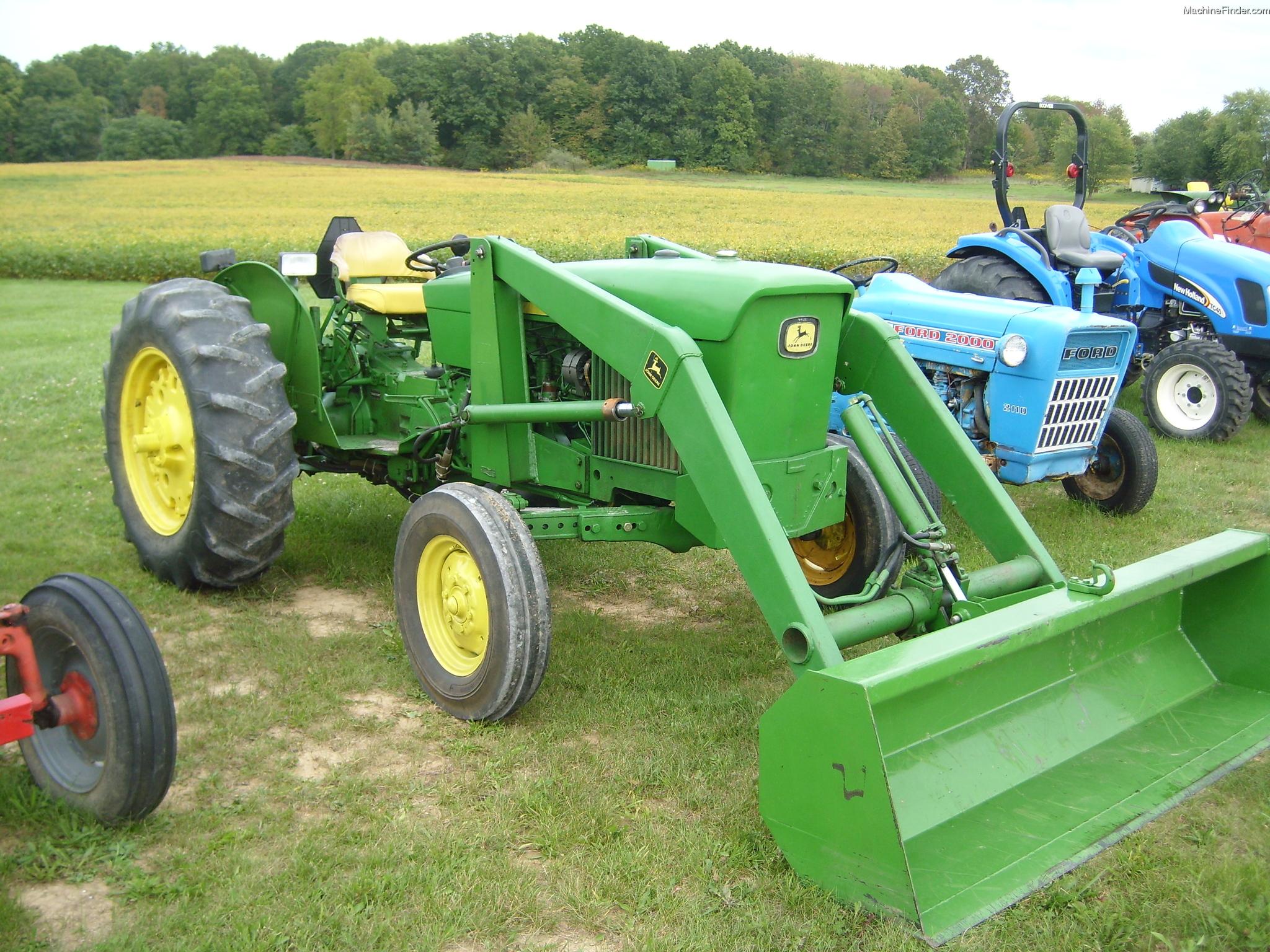 1966 John Deere 2020 Tractors - Utility (40-100hp) - John ...