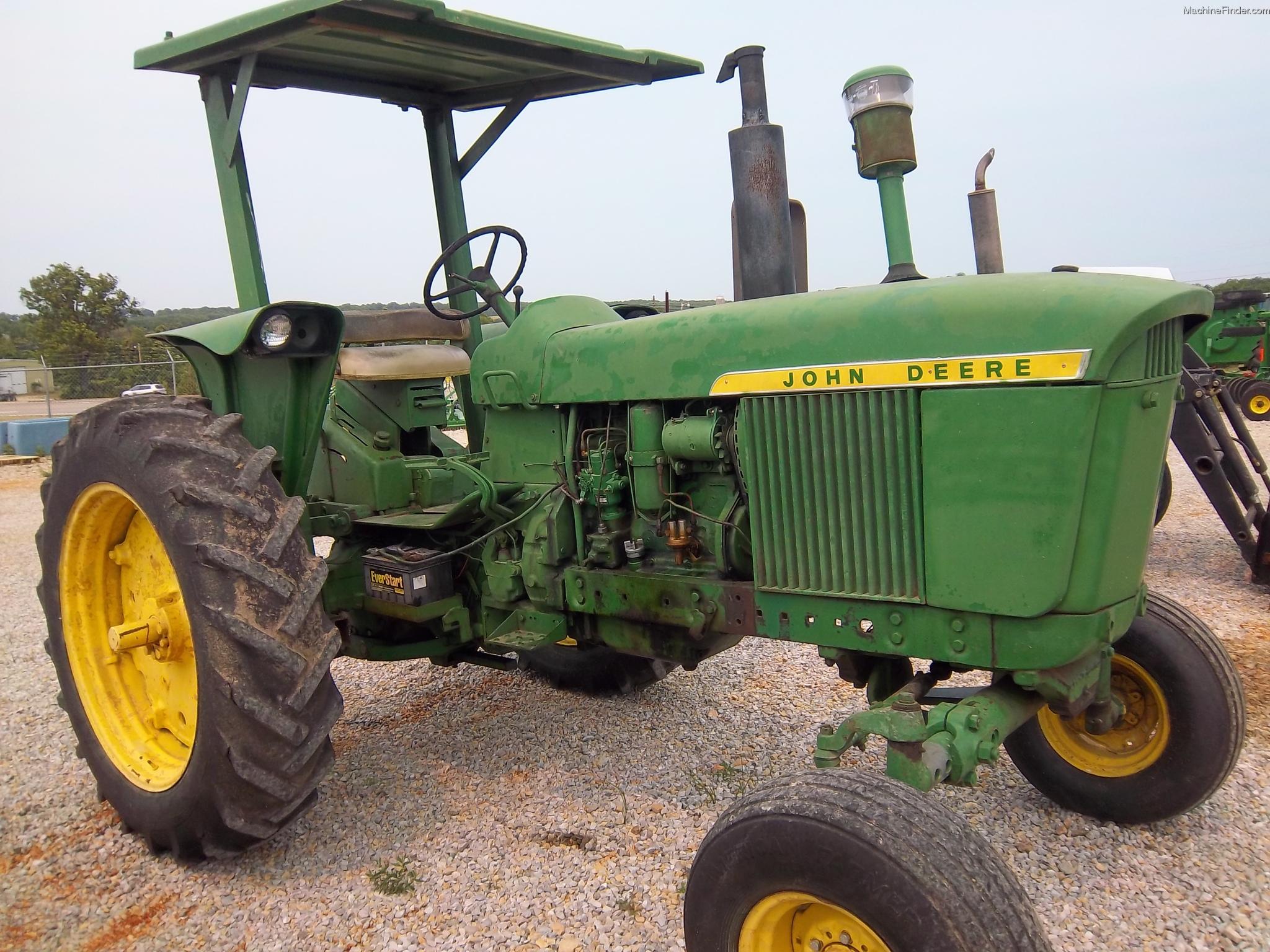 1963 John Deere 3010 Tractors - Row Crop (+100hp) - John ...