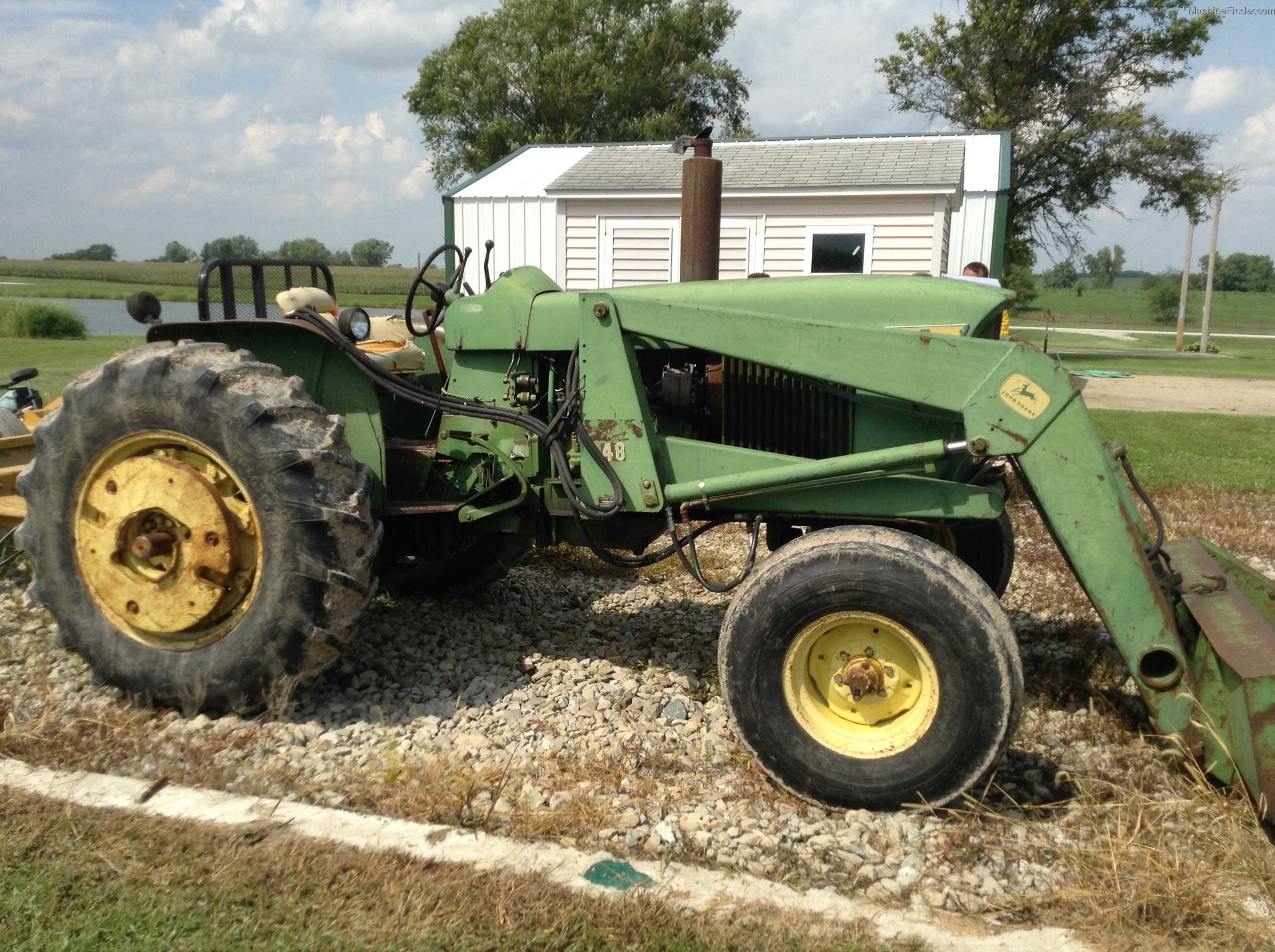 1962 John Deere 3010 Tractors - Utility (40-100hp) - John ...