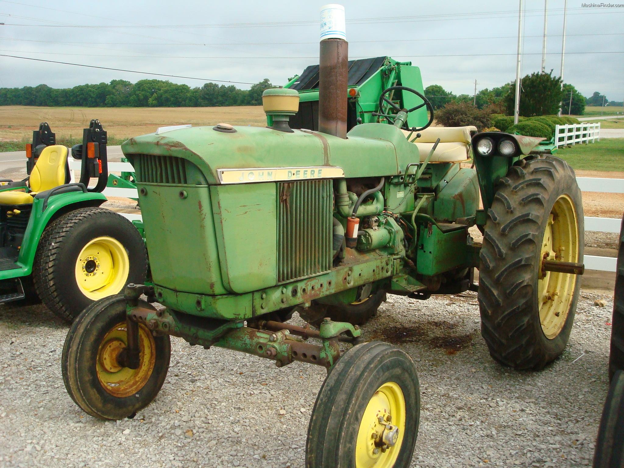 1961 John Deere 3010 Tractors - Utility (40-100hp) - John ...