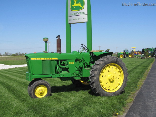 1966 John Deere 3010 Tractors - Row Crop (+100hp) - John ...