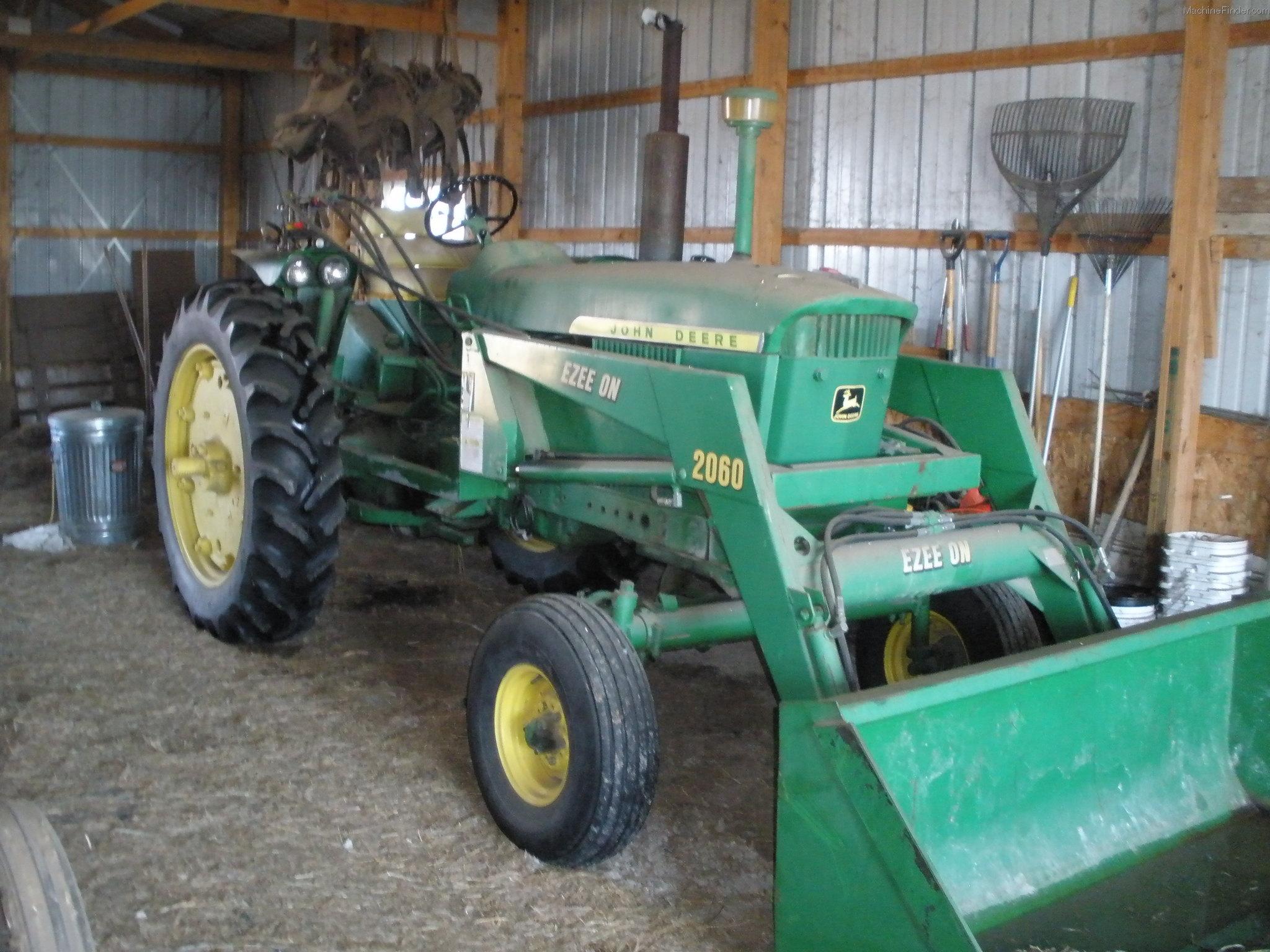 John Deere 3010 Tractors - Utility (40-100hp) - John Deere ...