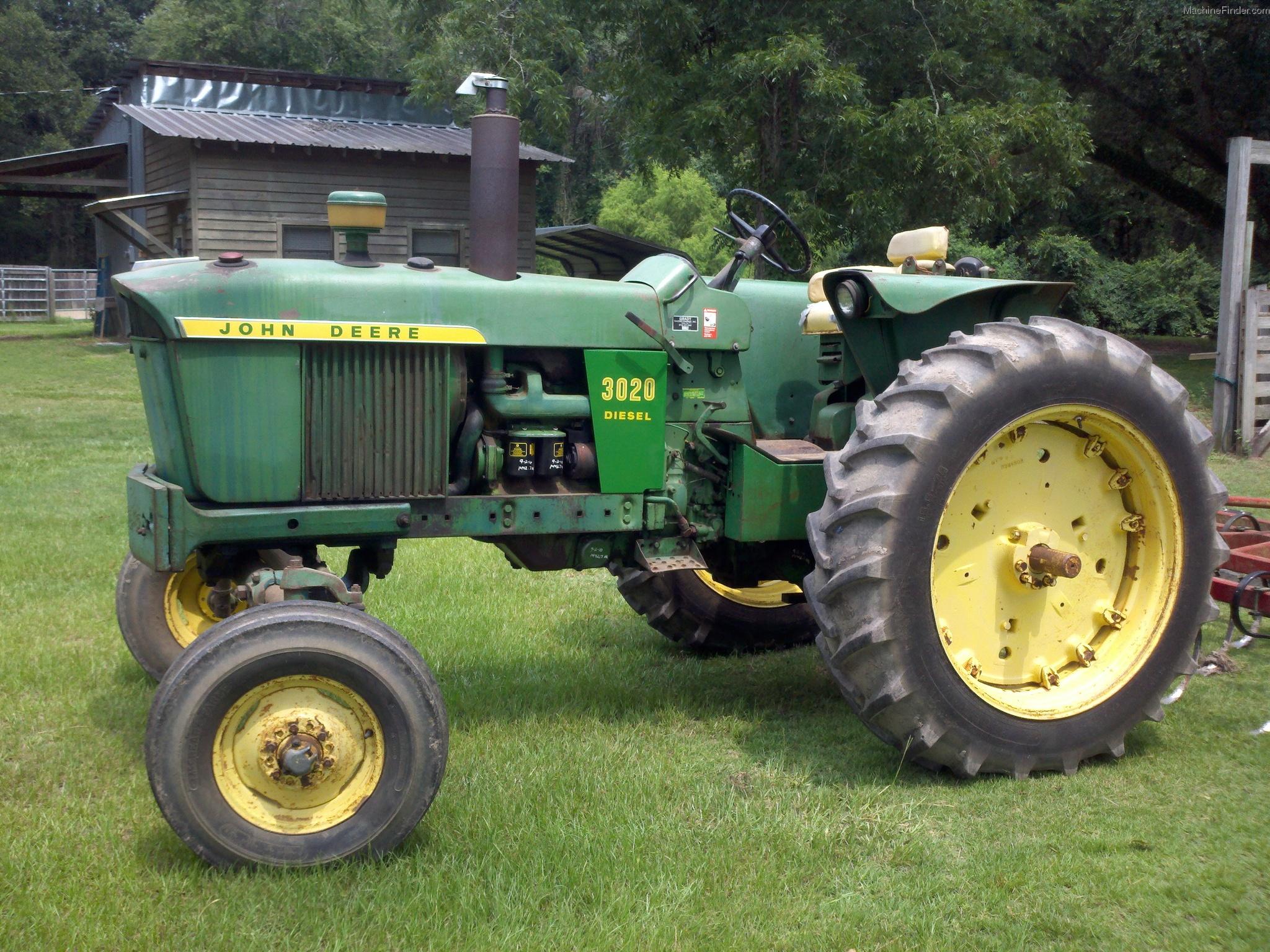 1976 John Deere 3020 Tractors - Utility (40-100hp) - John ...