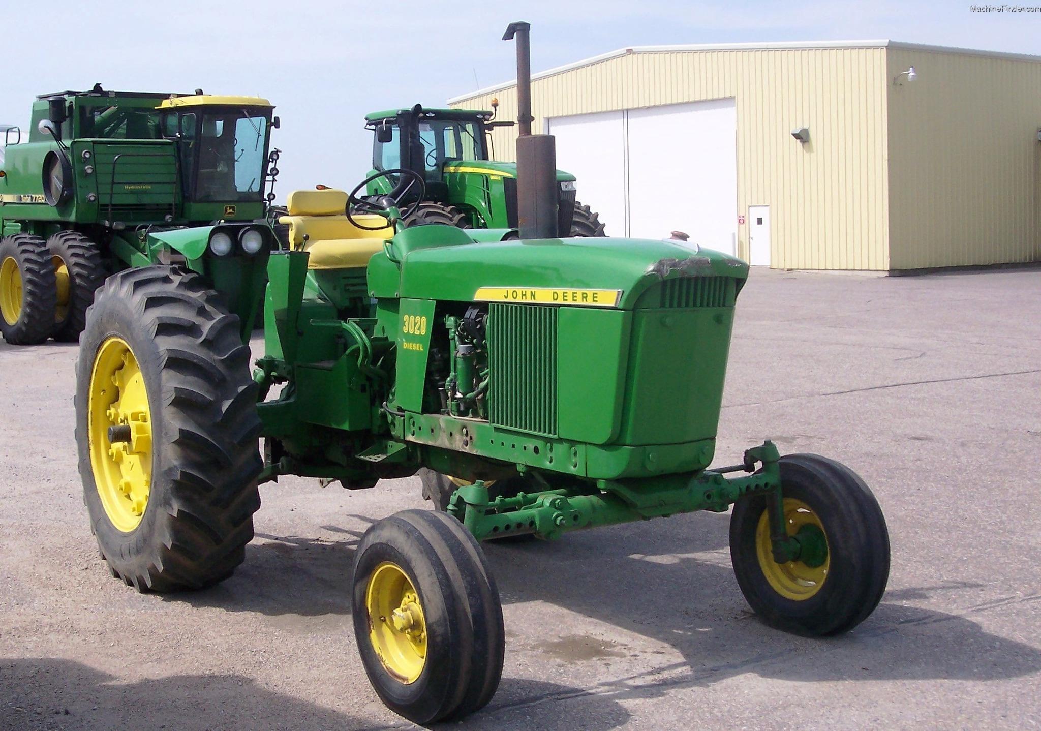 John Deere 3020 Tractors - Utility (40-100hp) - John Deere ...
