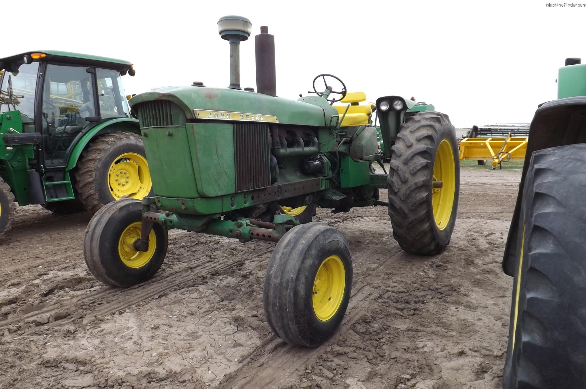1962 John Deere 4010 TRACTOR Tractors - Row Crop (+100hp ...