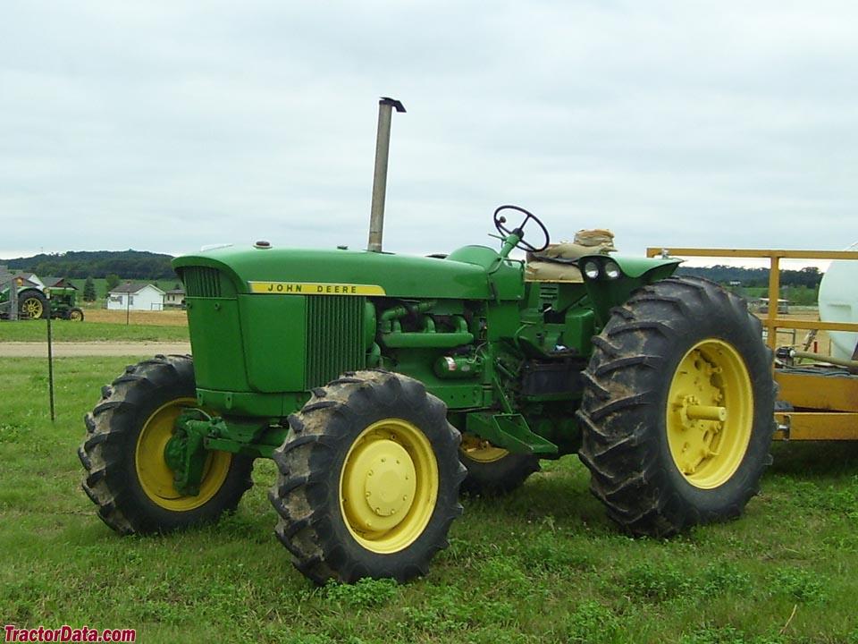 TractorData.com John Deere 4020 tractor photos information