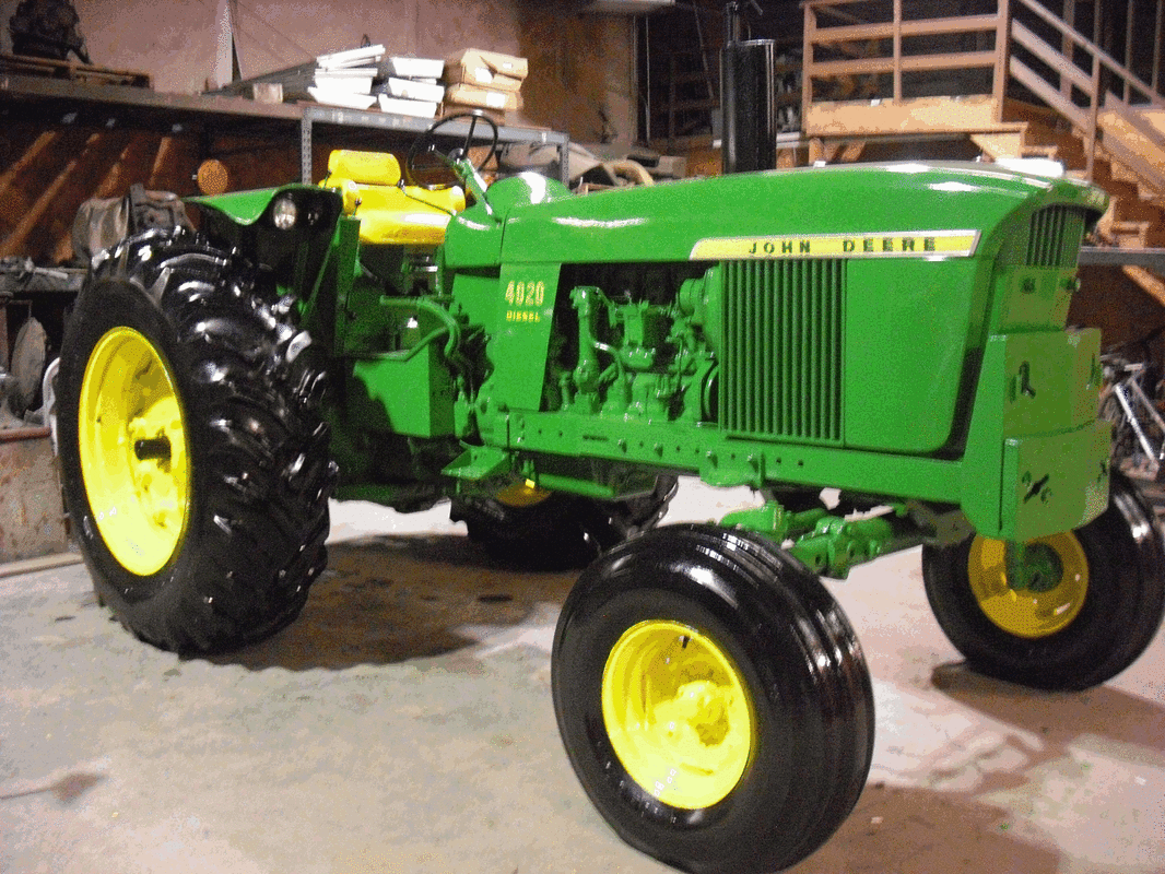 John Deere 4020(Turner) - Young Parts and Equipment