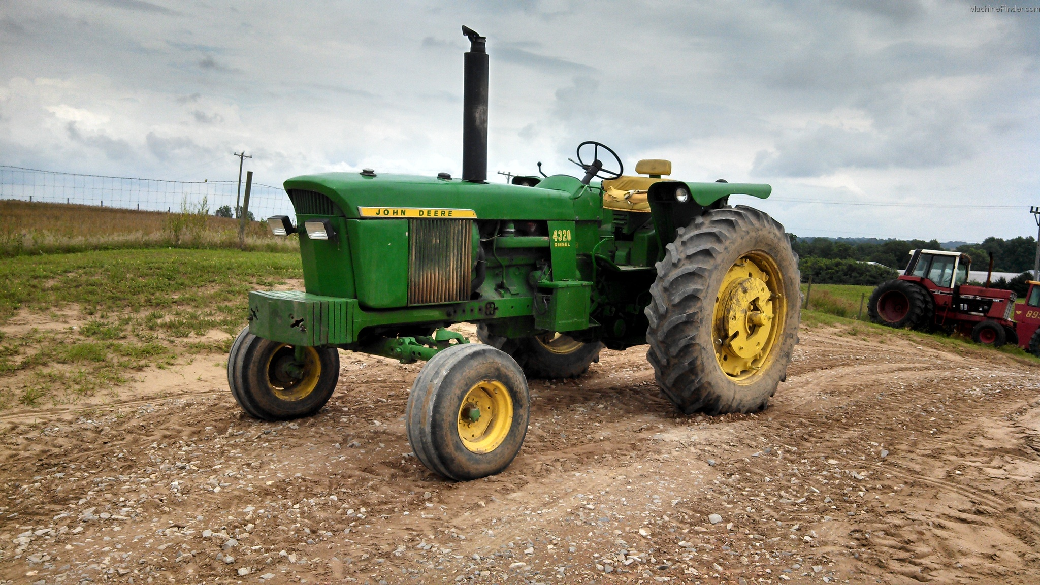 1971 John Deere 4320 Tractors - Row Crop (+100hp) - John ...