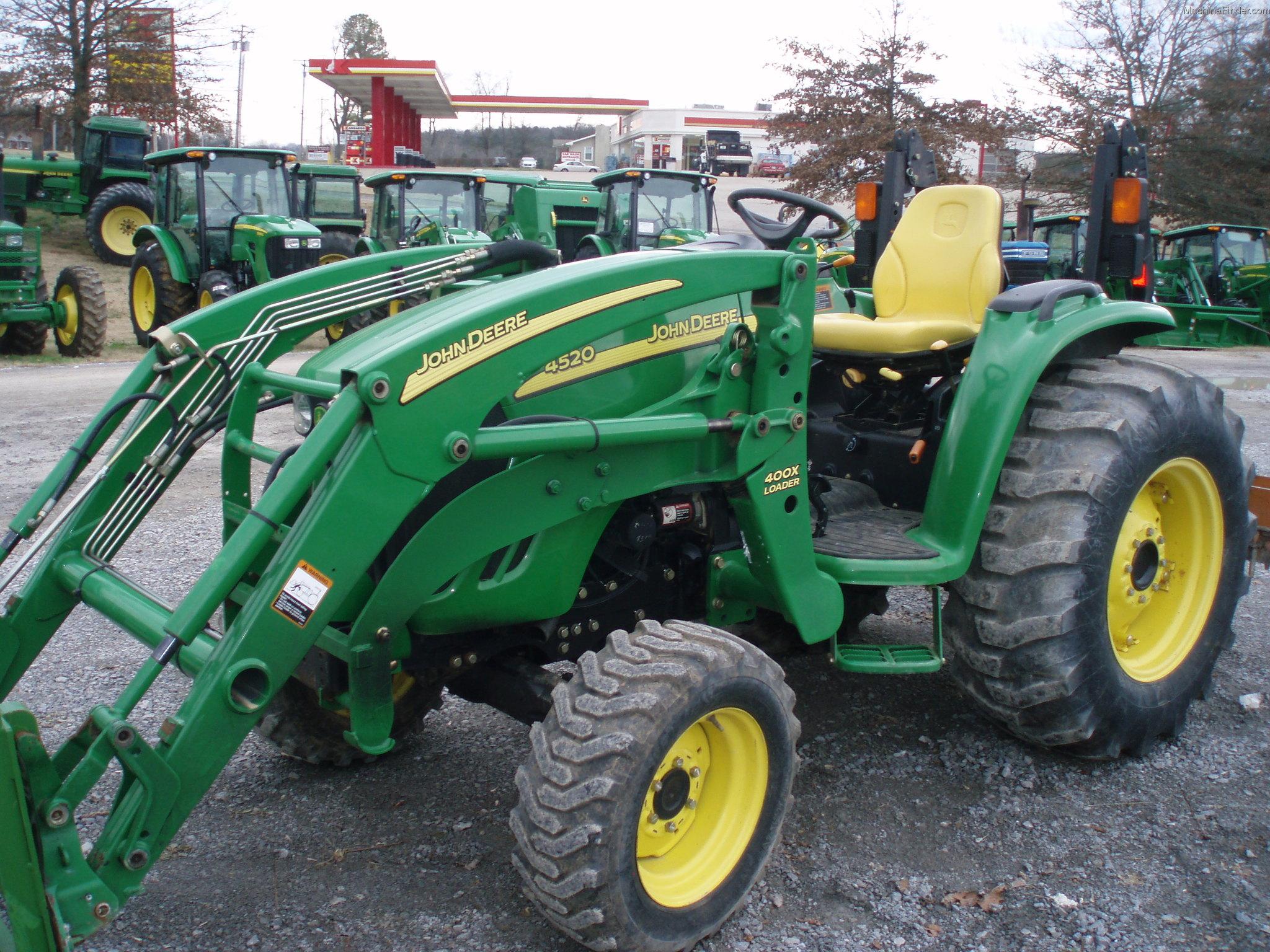 2005 John Deere 4520 Tractors - Compact (1-40hp.) - John ...
