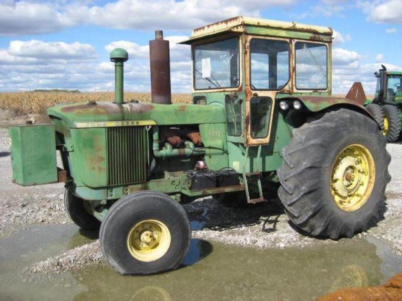 1963 John Deere 5010 Tractor #2694 RANDALL BROTHERS ...