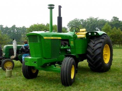 John Deere 5010 - Canada - Tractor picture #779599