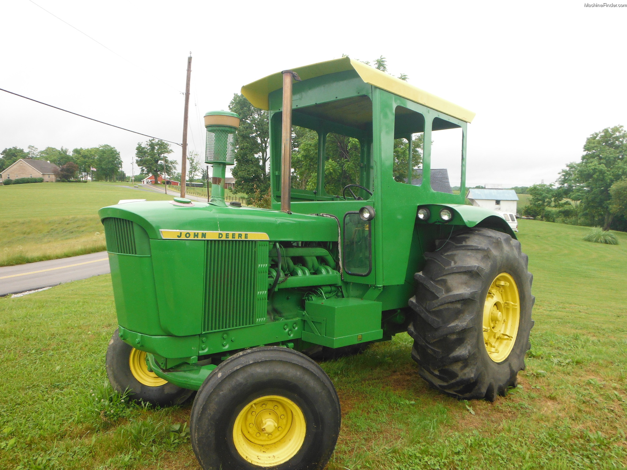 1967 John Deere 5020 Tractors - Row Crop (+100hp) - John ...